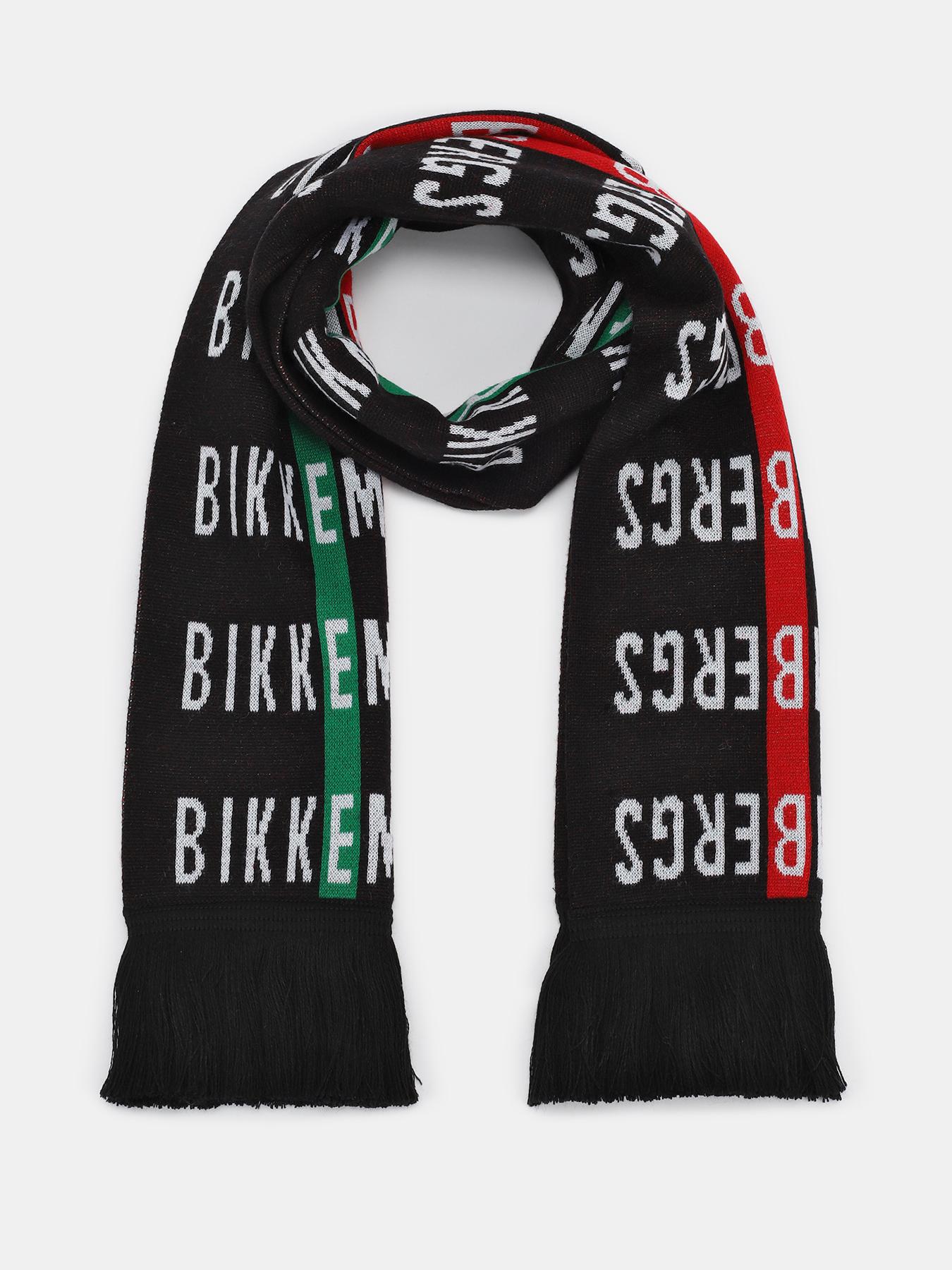 где купить Шарфы Bikkembergs Мужской шарф дешево