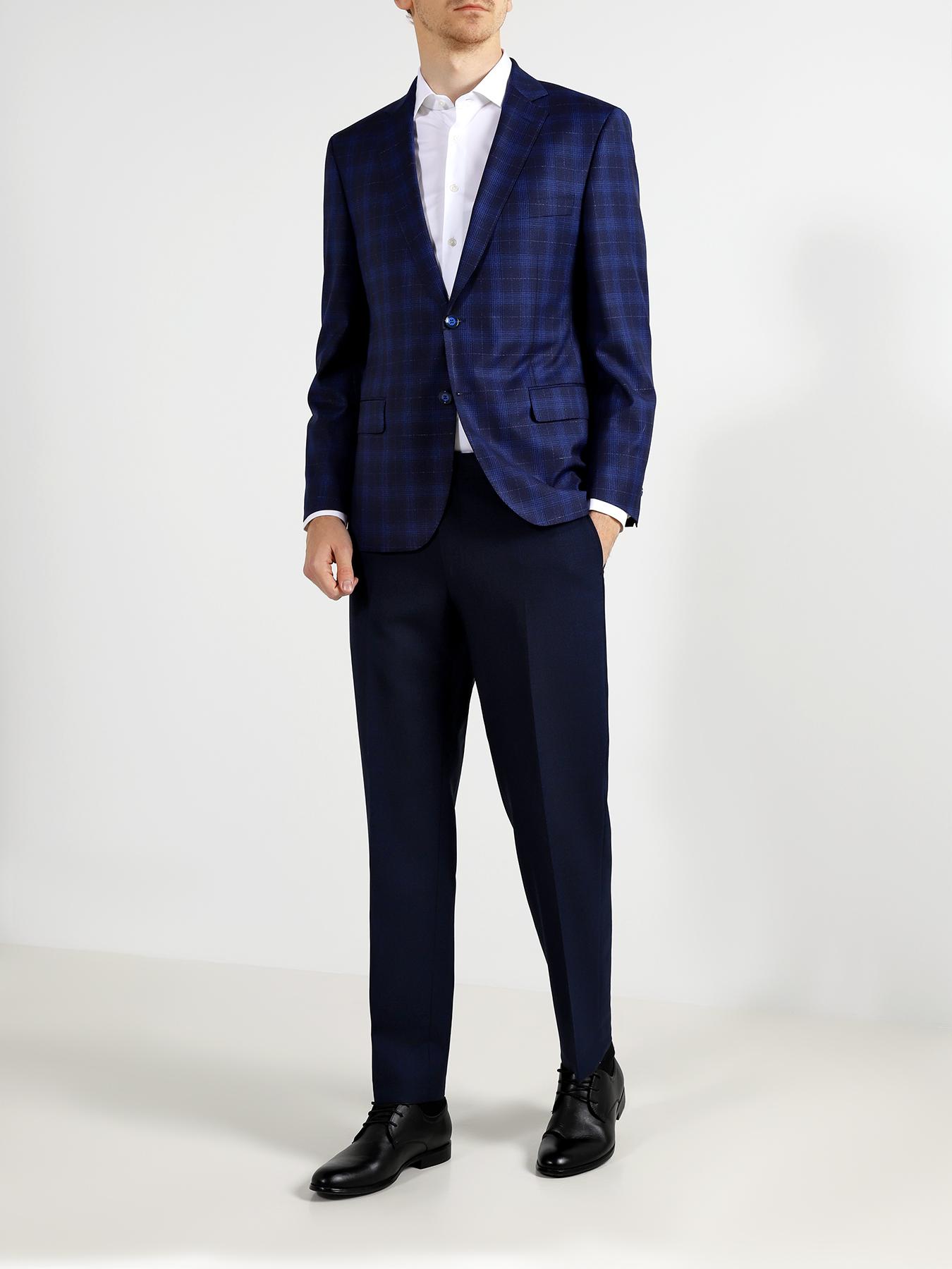 Рубашка Korpo Хлопковая рубашка с длинным рукавом рубашка с длинным рукавом для деловых людей весенняя осень твердый цвет silm fit