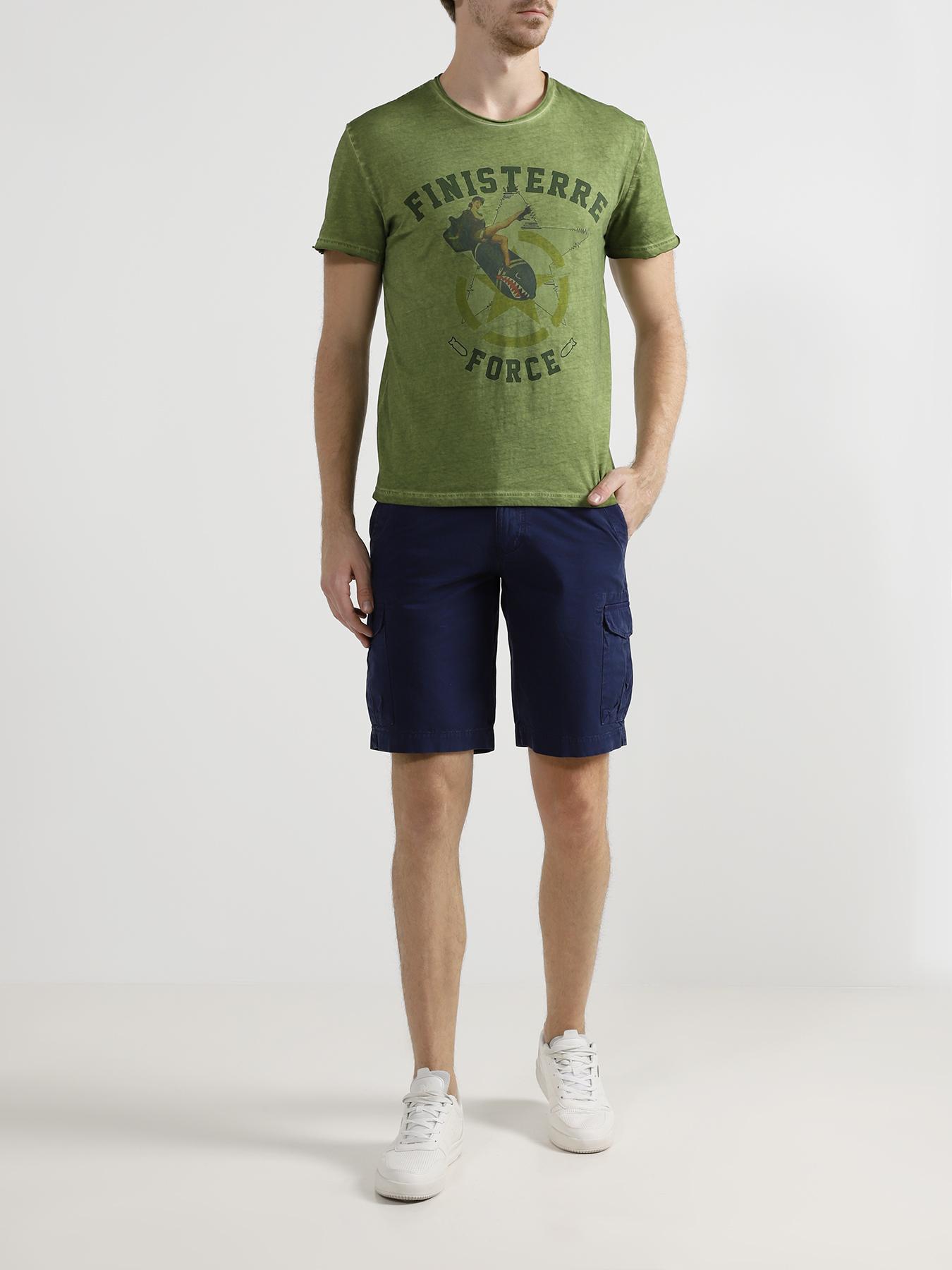 Woolrich Хлопковые шорты фото