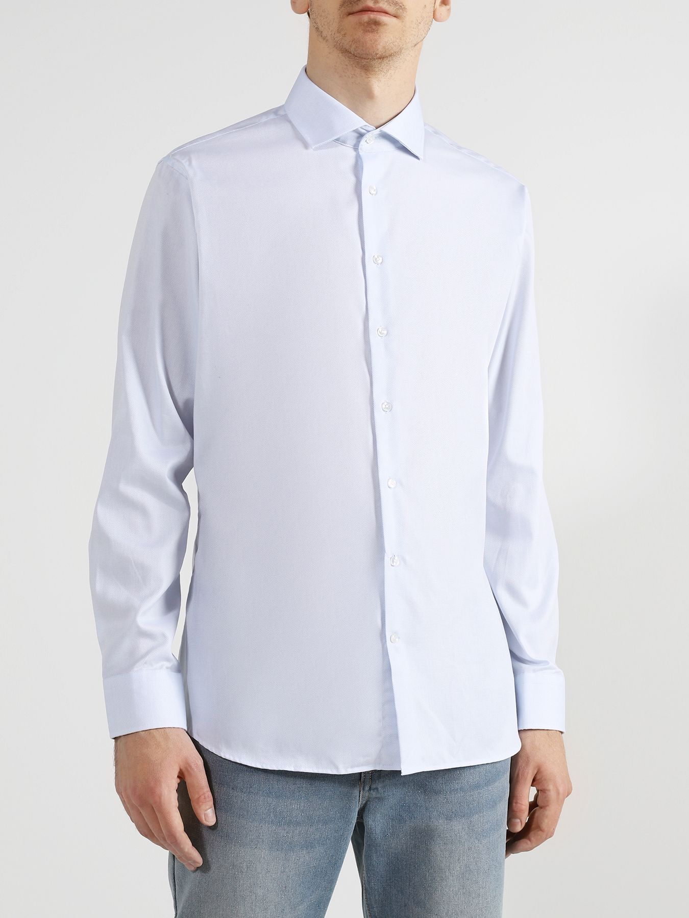 Seidensticker Seidensticker Однотонная рубашка