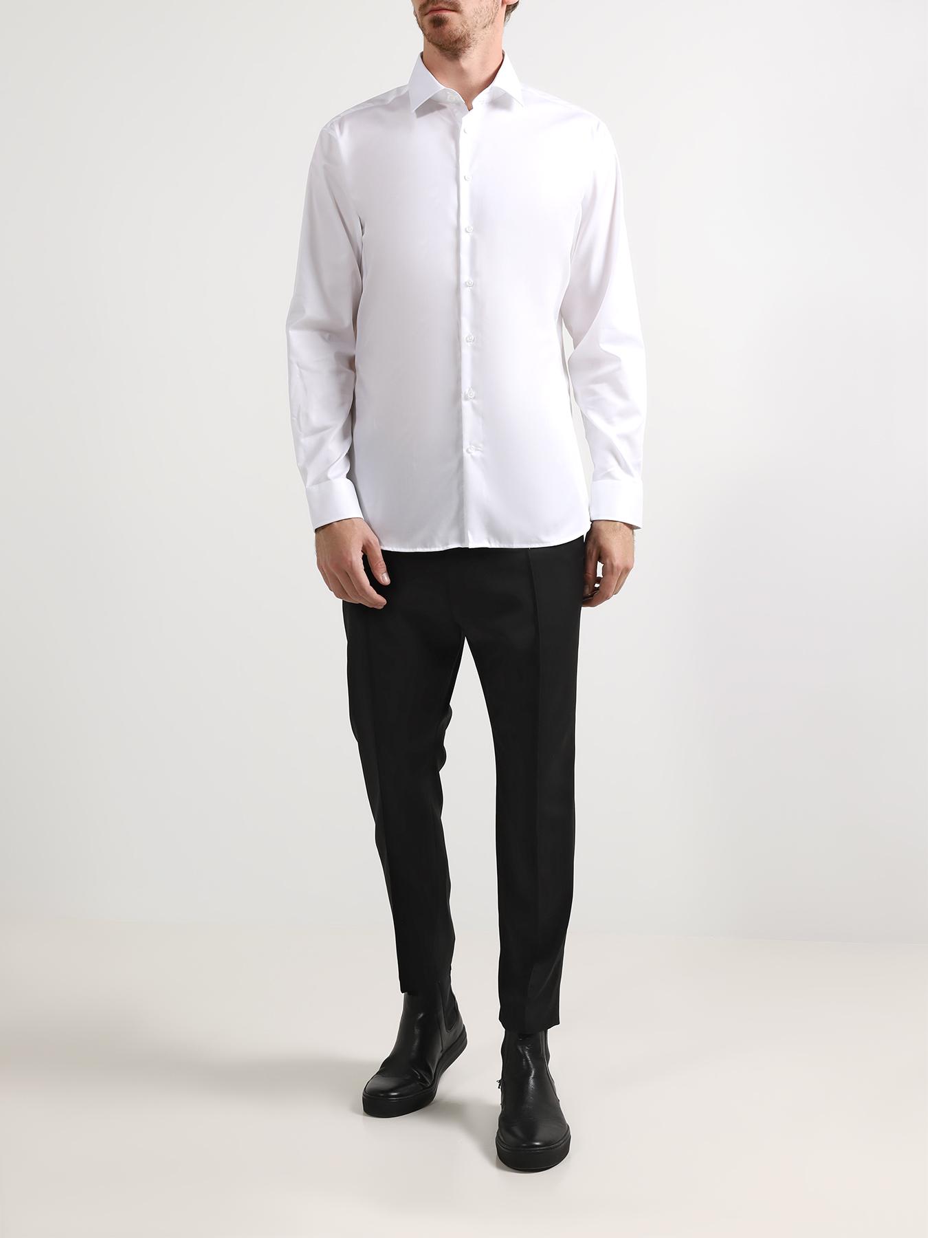 Seidensticker Хлопковая рубашка фото