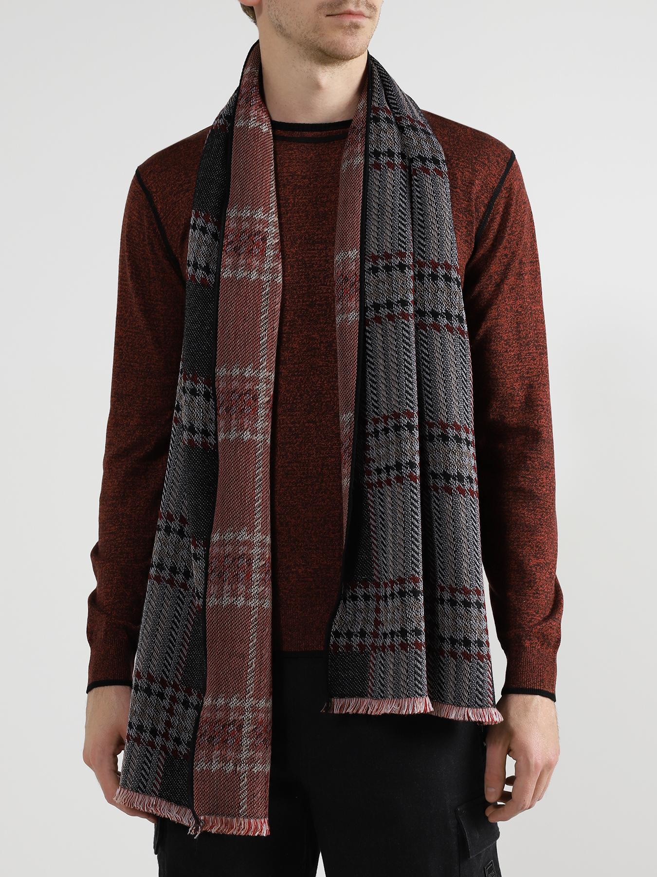 Alessandro Manzoni Мужской шарф фото