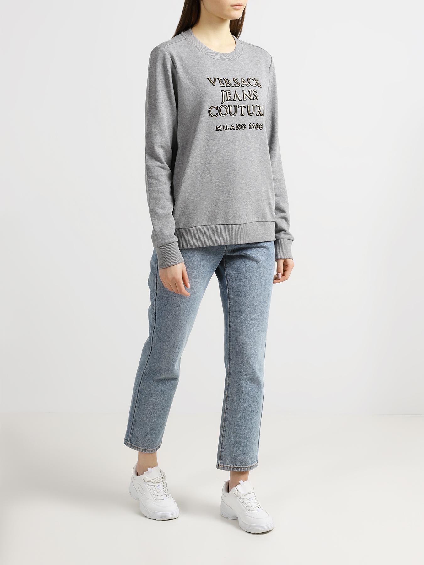 Толстовка Versace Jeans Couture Женский джемпер