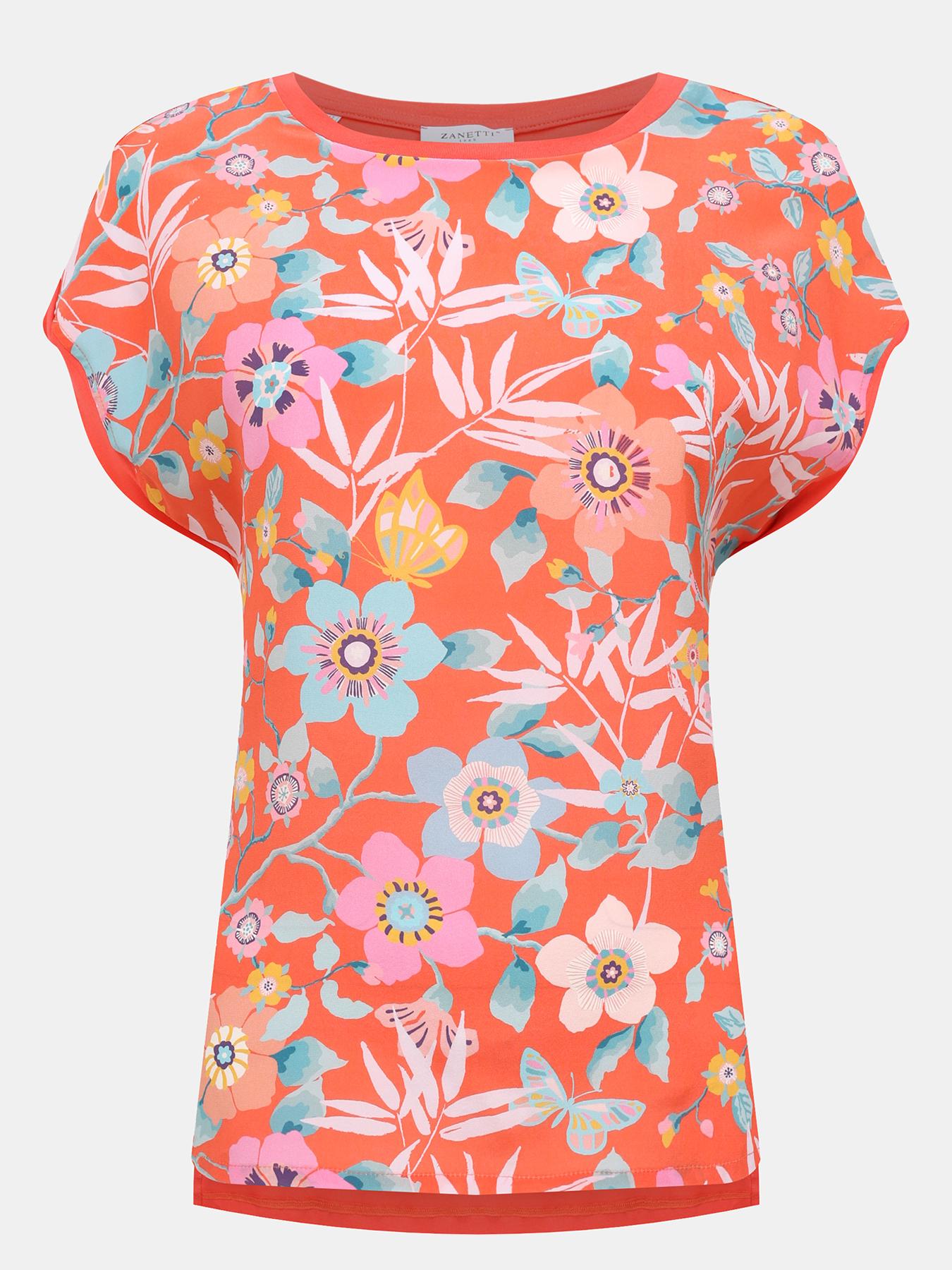Фото - Блузки Zanetti Блуза zanetti 1965 короткое платье