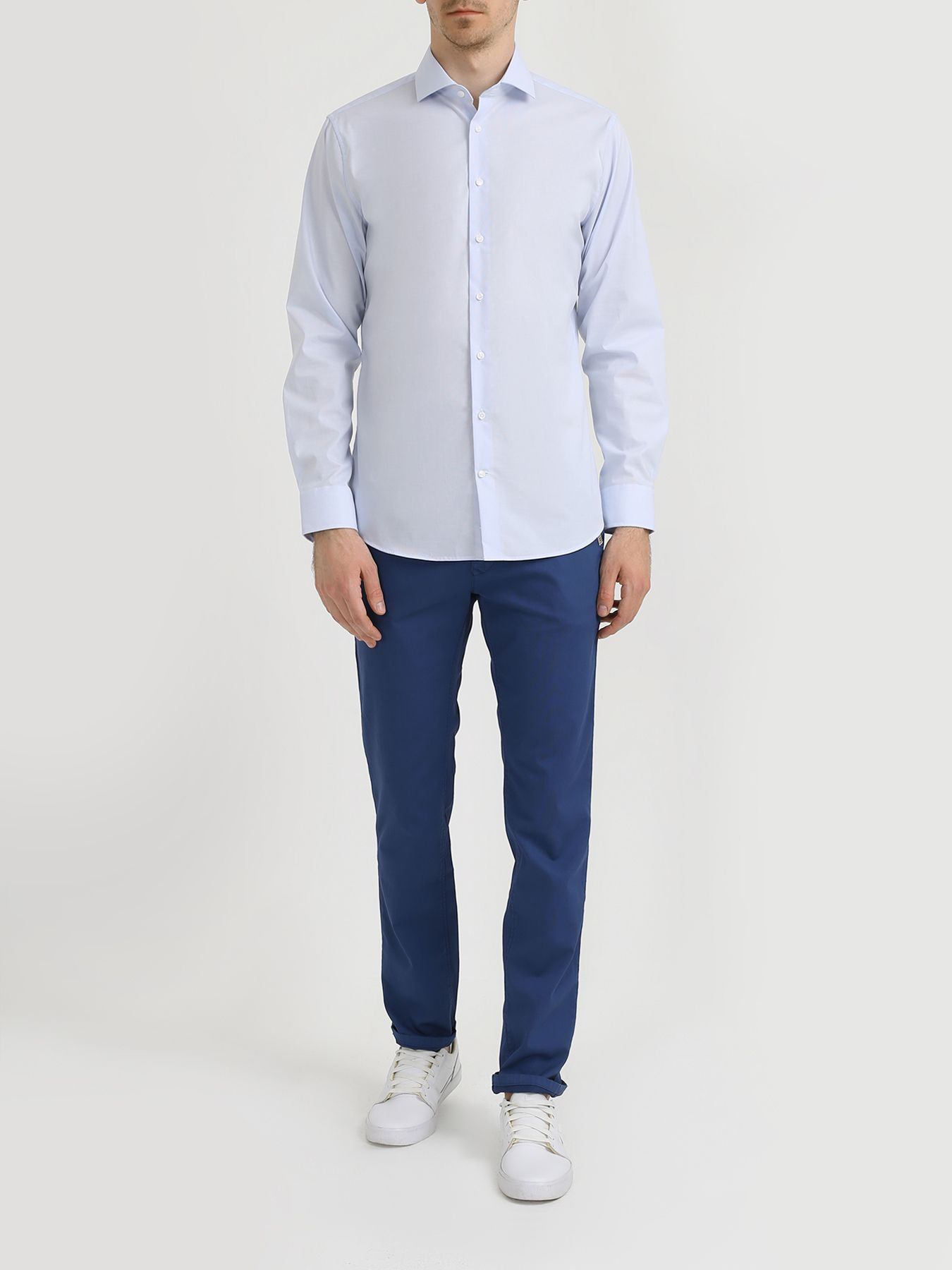 Брюки Finisterre Узкие мужские брюки