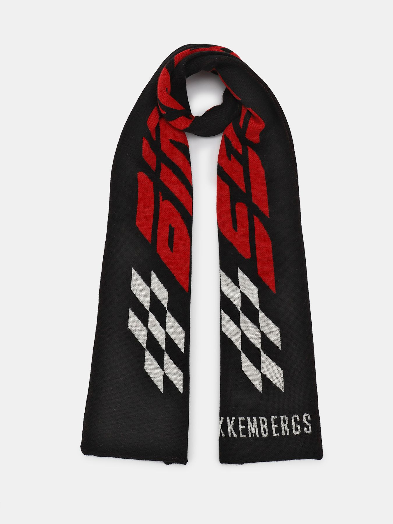 Шарфы Bikkembergs Мужской шарф