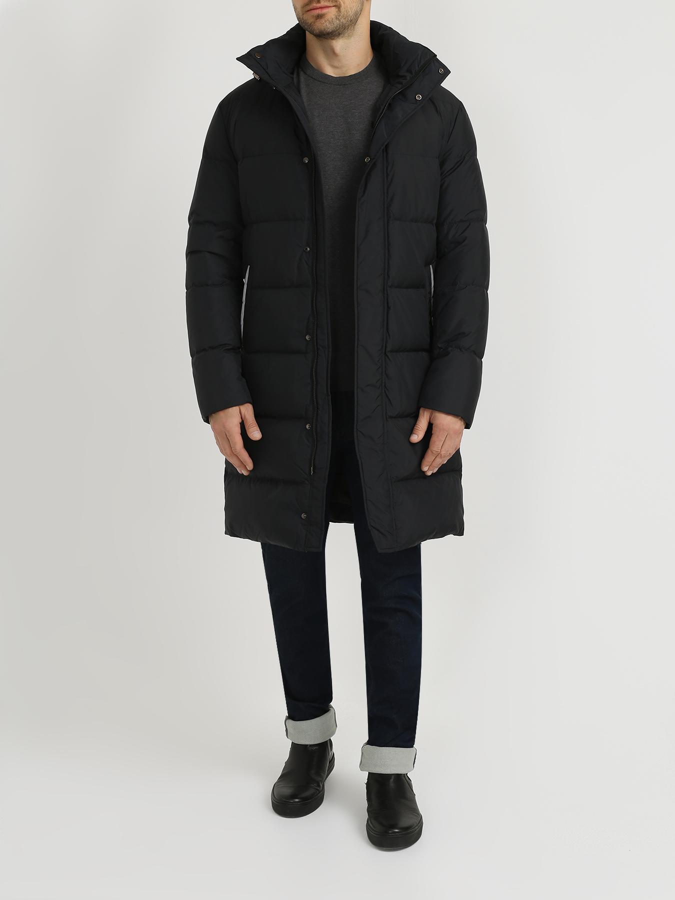 Alessandro Manzoni Jeans Удлиненная куртка фото