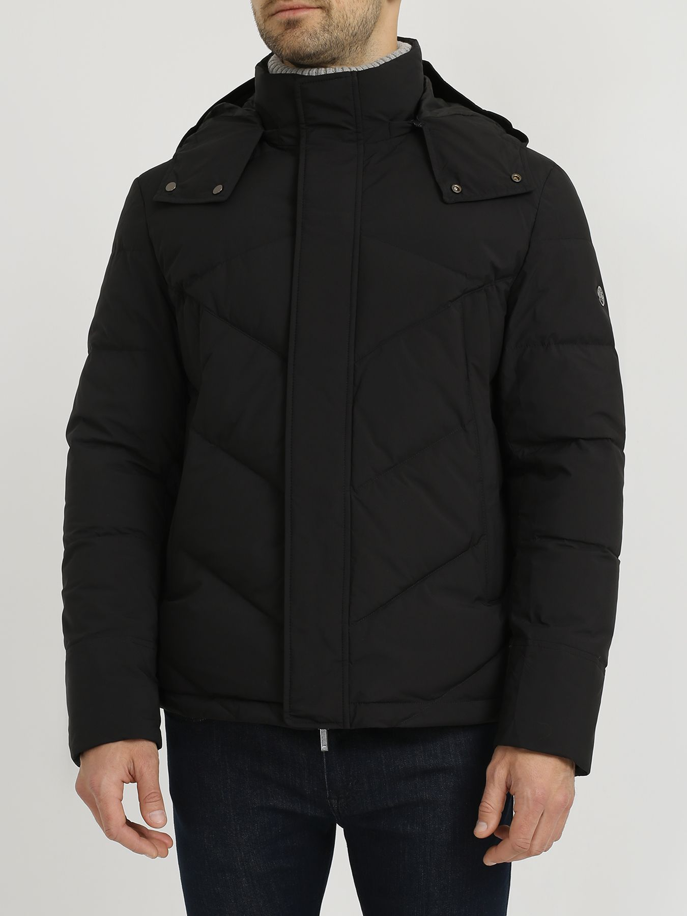 Пуховики Alessandro Manzoni Jeans Мужская куртка куртка мембранная мужская columbia bradley peak™ размер 46