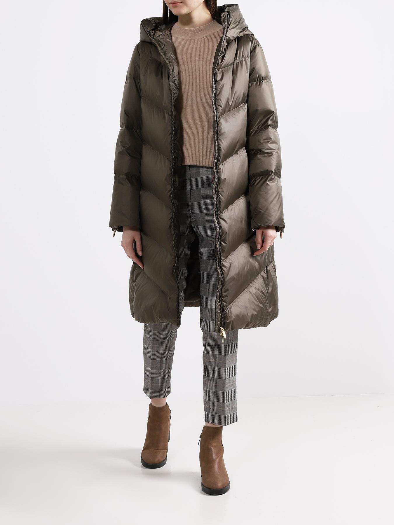 Пальто ORSA Couture Женский пуховик пуховик baon baon ba007ewhbfc6