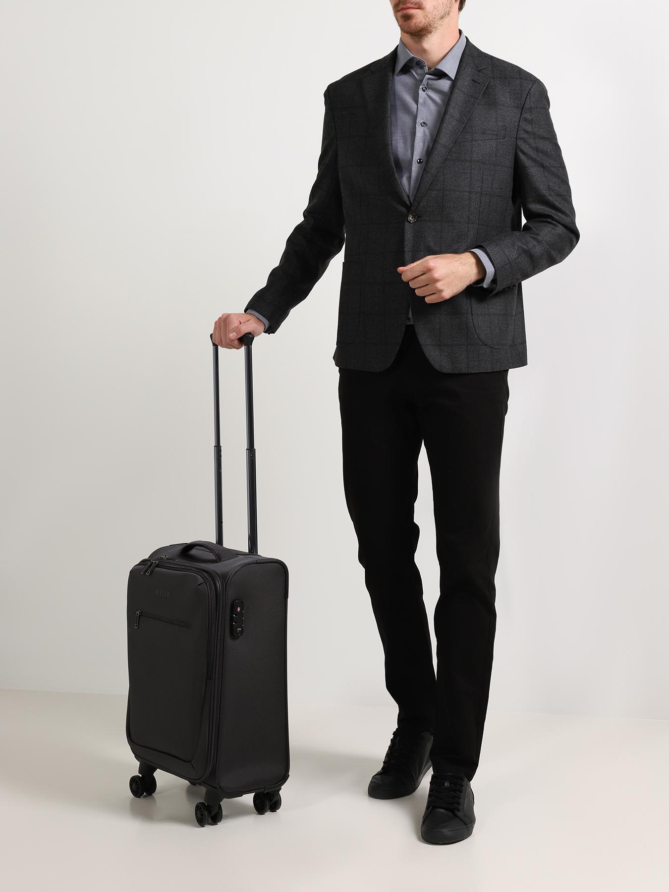 Чемодан Ritter Чемодан СТ 20 чемодан ritter чемодан rc 20
