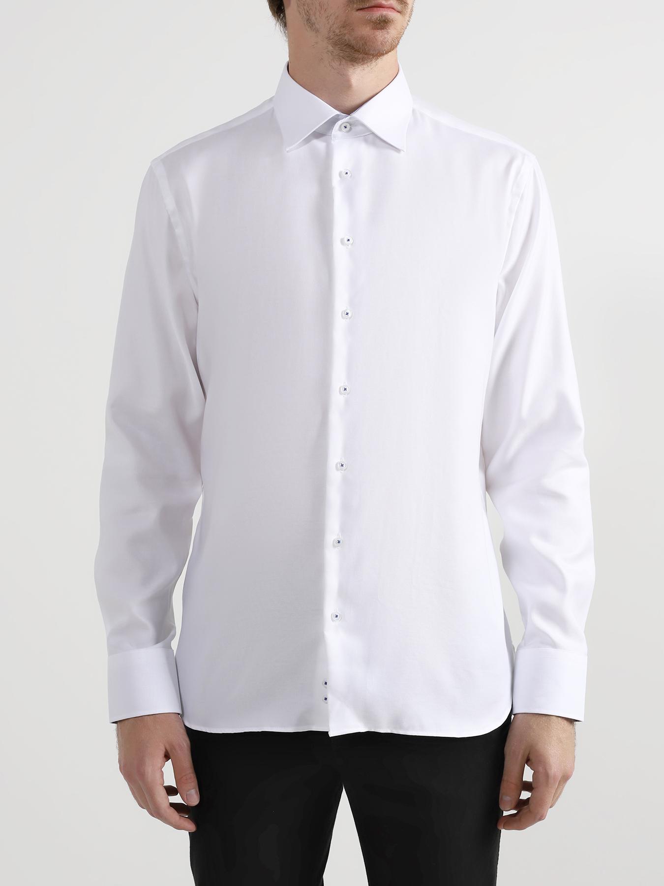 Ritter Ritter Однотонная рубашка