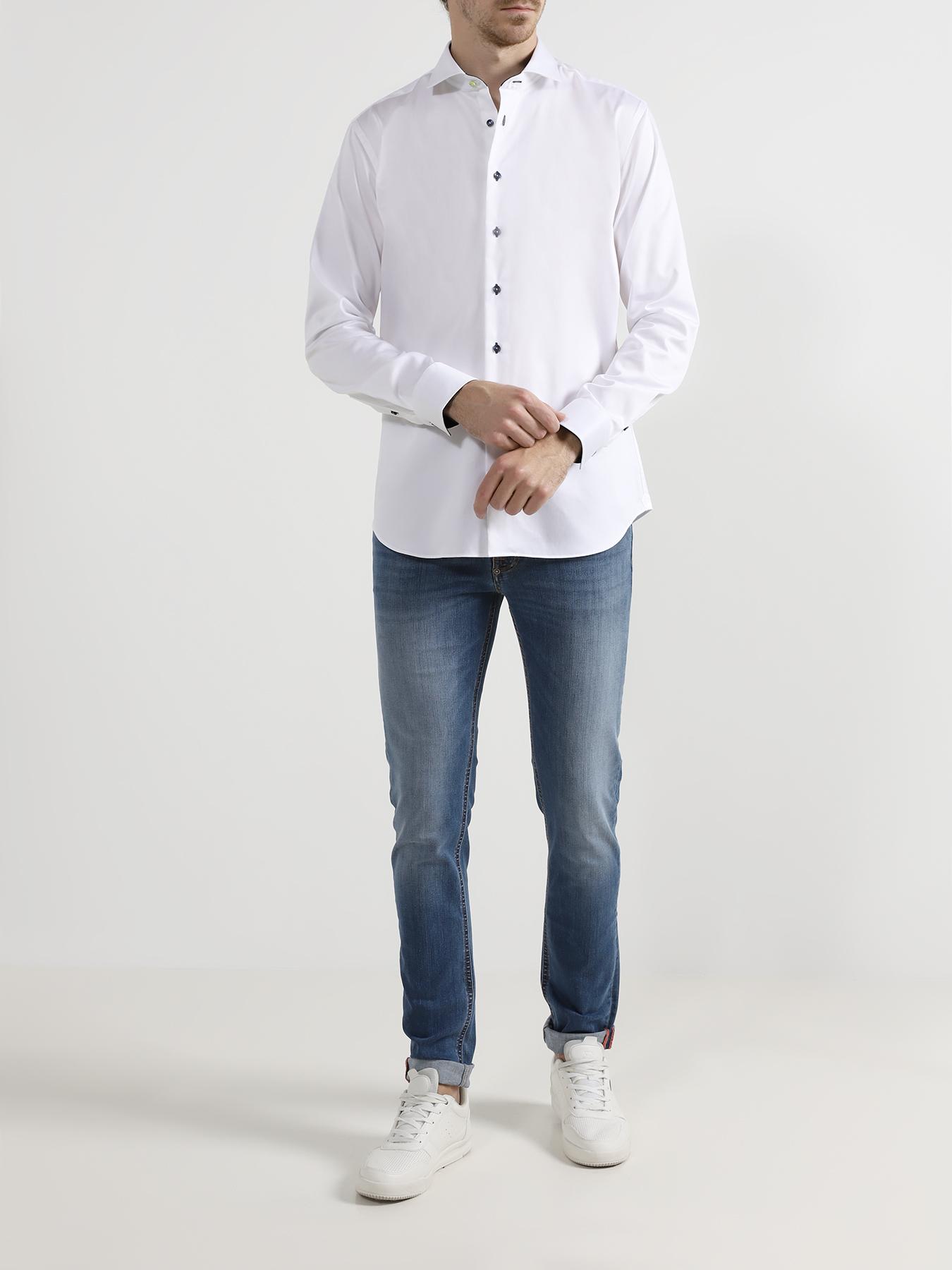 Ritter Однотонная рубашка фото