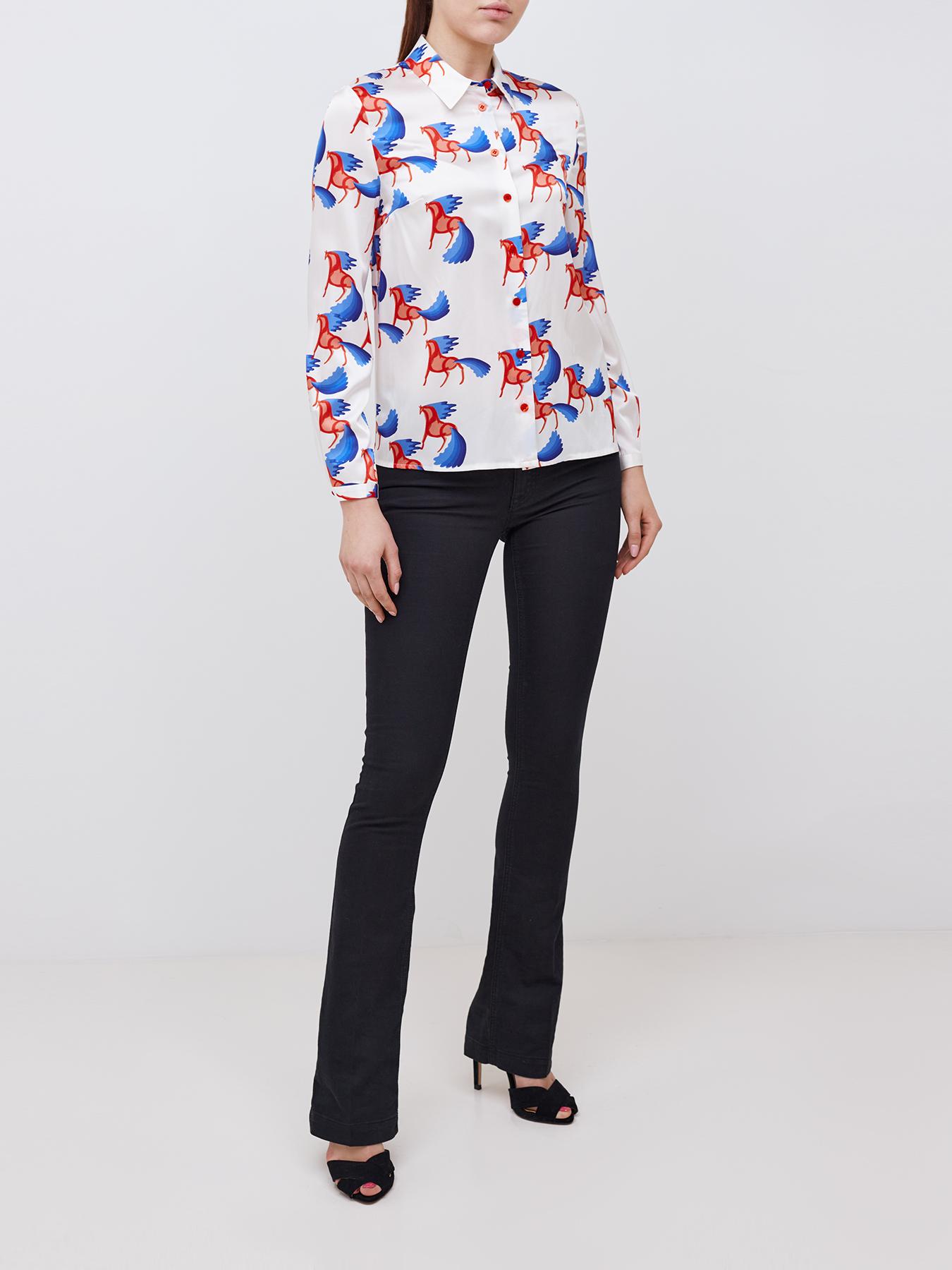 Блузка Korpo Collezioni Рубашка