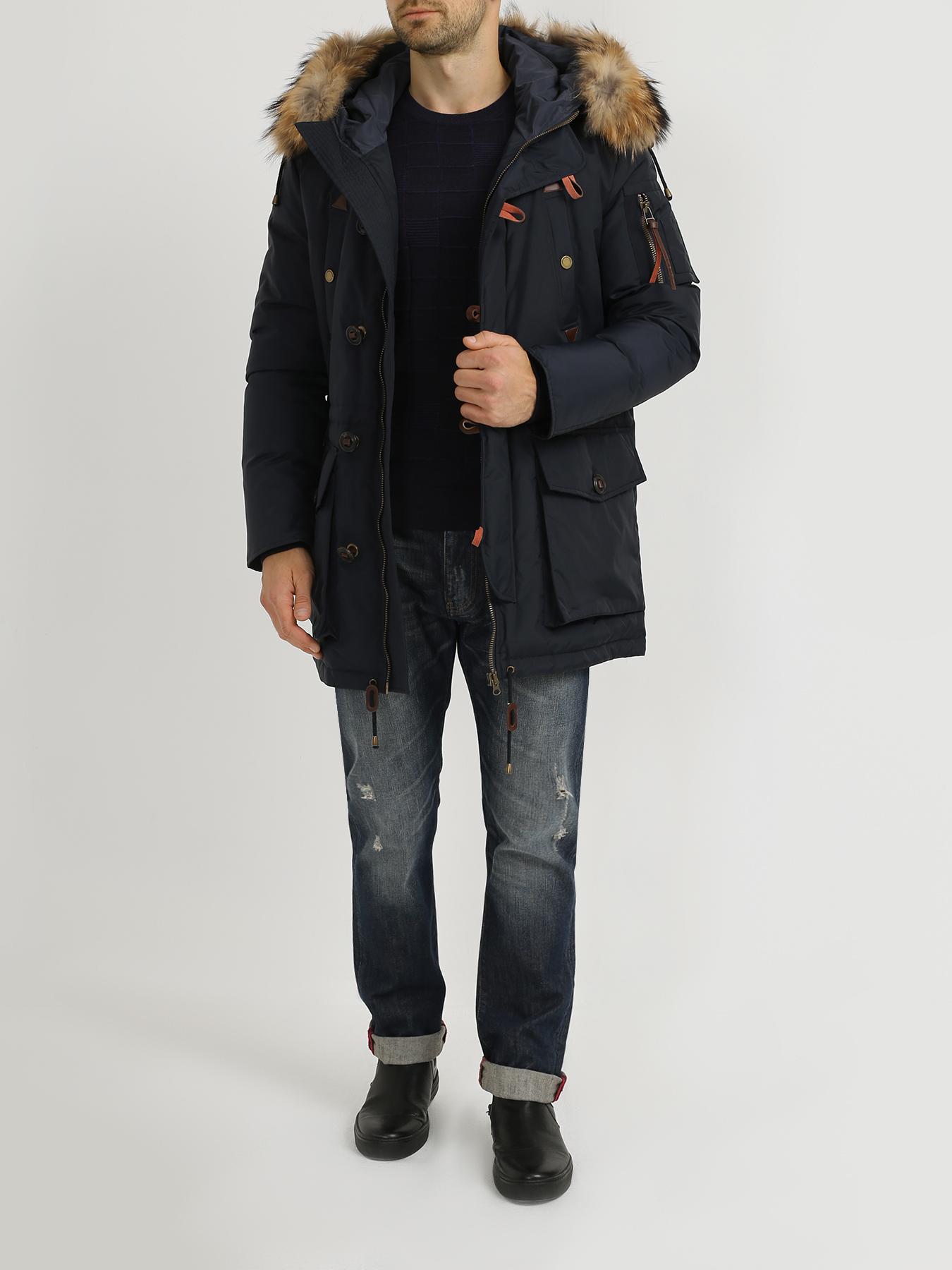 Куртка Alessandro Manzoni Мужская парка