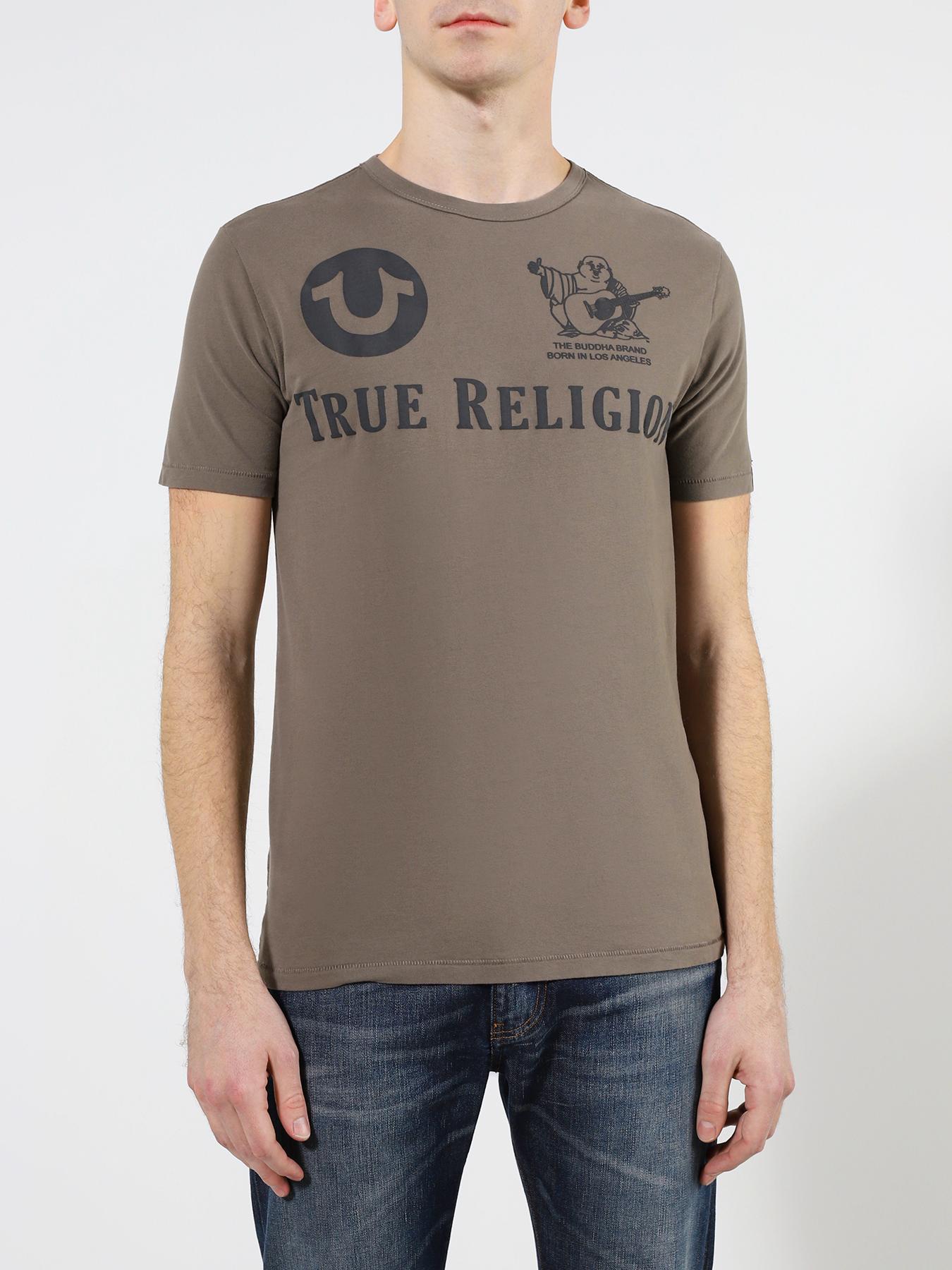 Футболки True Religion Футболка с надписями