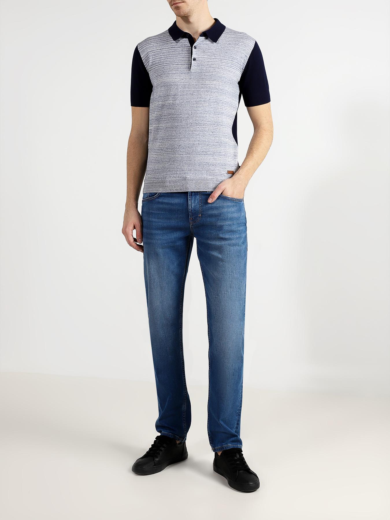 Alessandro Manzoni Jeans Поло фото