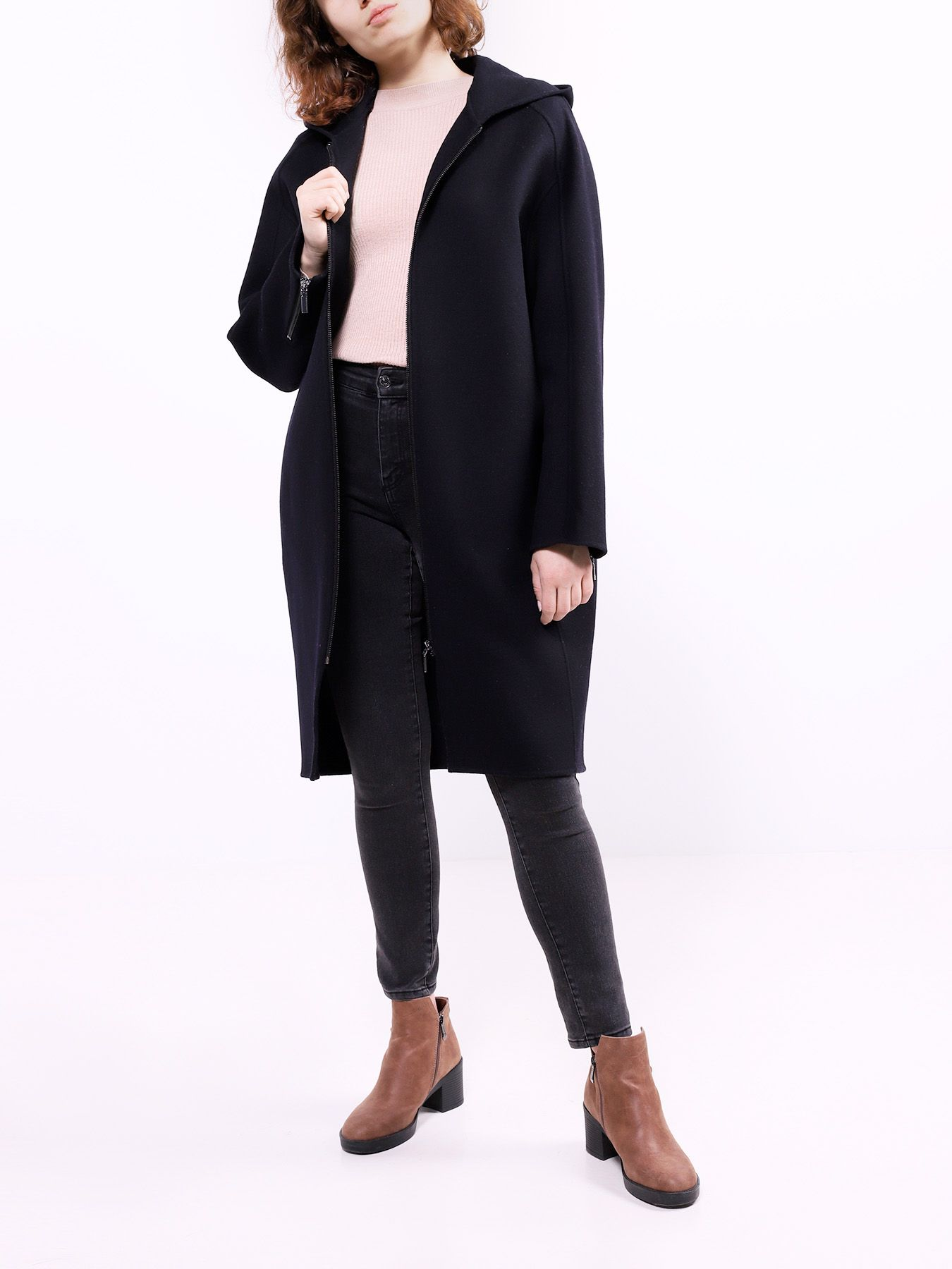 Пальто Alessandro Manzoni Женское пальто пальто numph numph nu006ewxub41