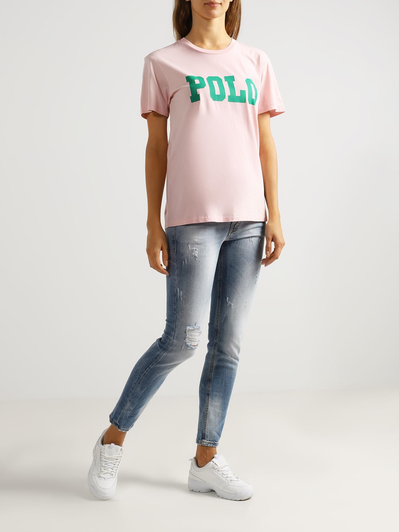 цена на Фуфайка Polo Ralph Lauren Женская футболка