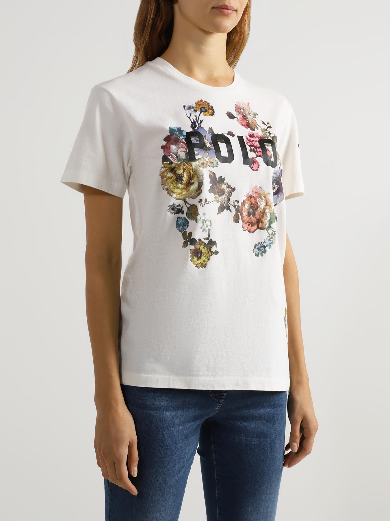 Polo Ralph Lauren Polo Ralph Lauren Женская футболка