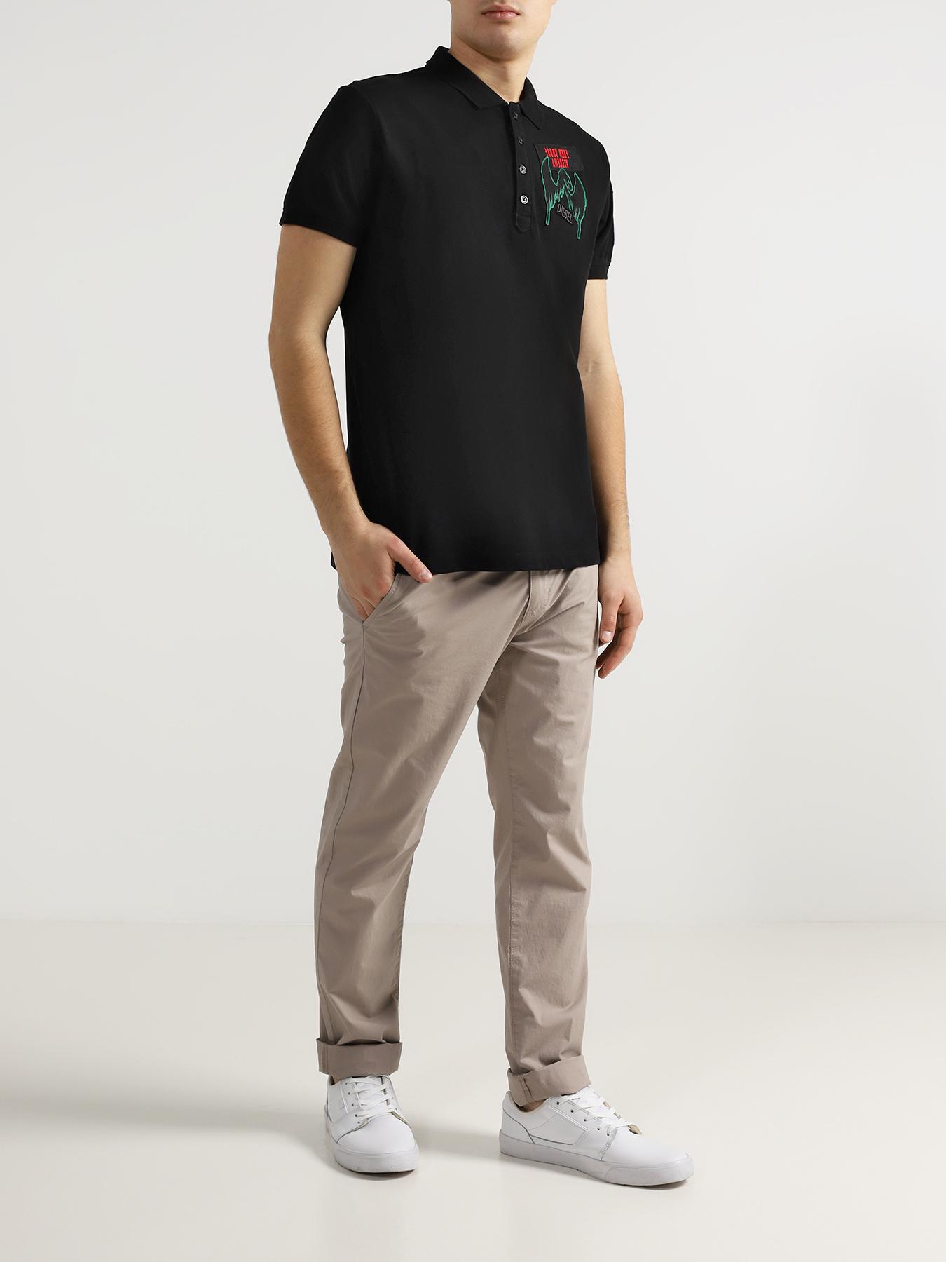 "цена на Рубашка с воротом ""поло"" Diesel Поло"