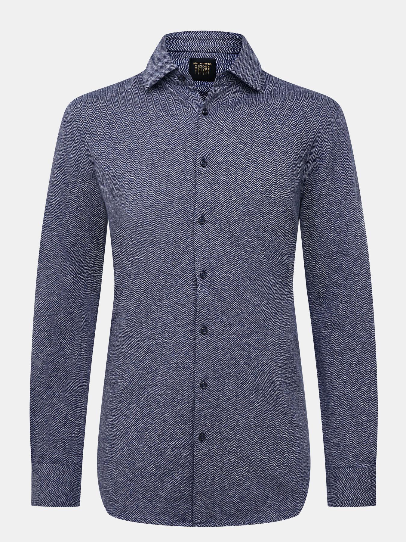 Фото - Рубашки Pierre Cardin Рубашка pierre darré джинсовая рубашка