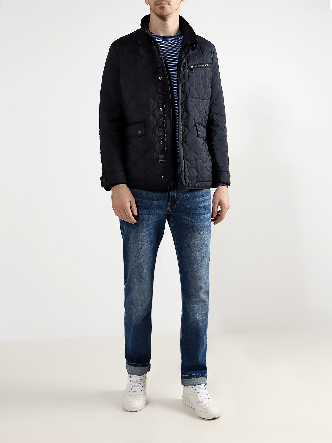 Куртка Pierre Cardin Стеганая куртка туфли pierre cardin pierre cardin mp002xw1ie2z
