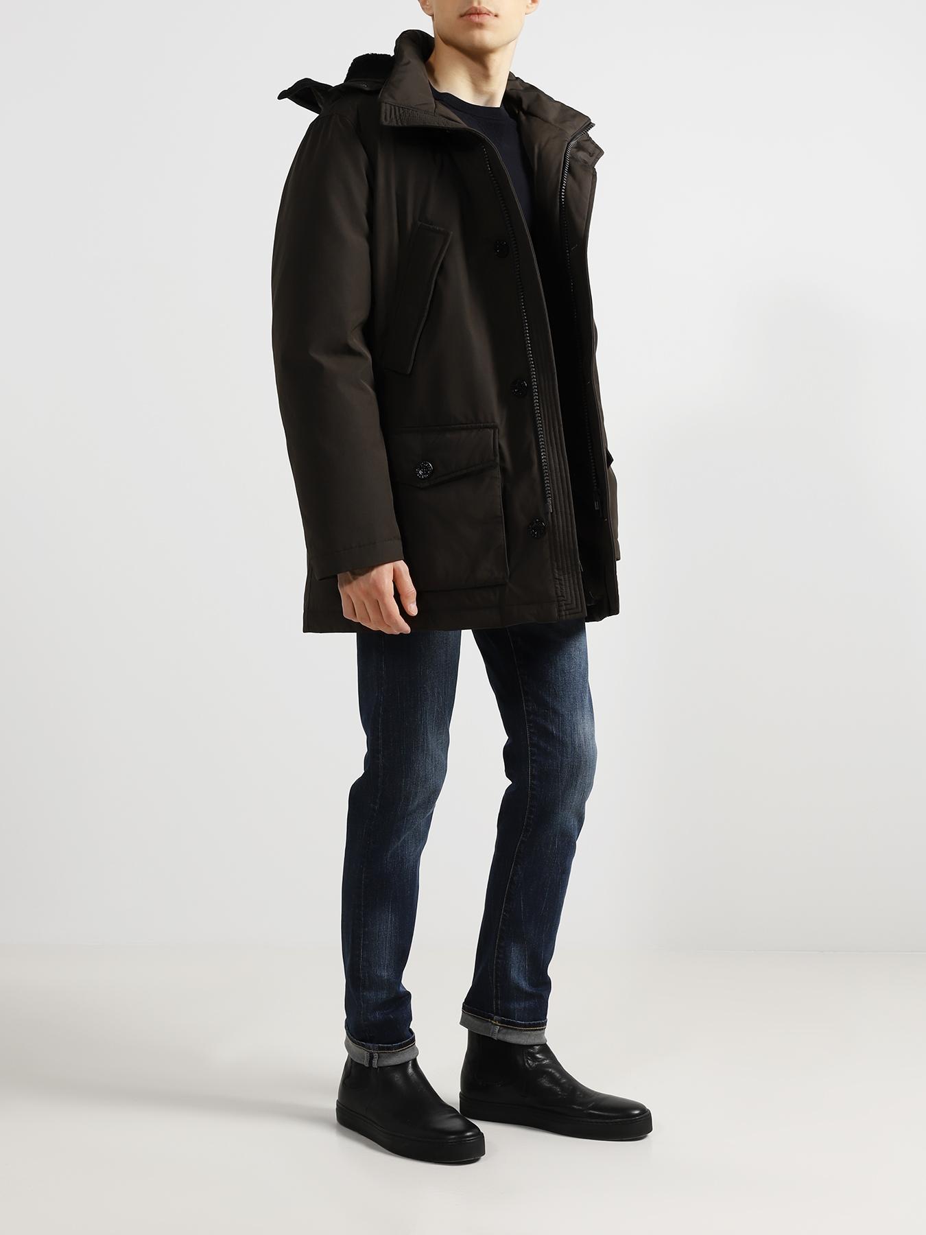 Куртка Pierre Cardin Мужская куртка босоножки pierre cardin pierre cardin mp002xw1c8eu