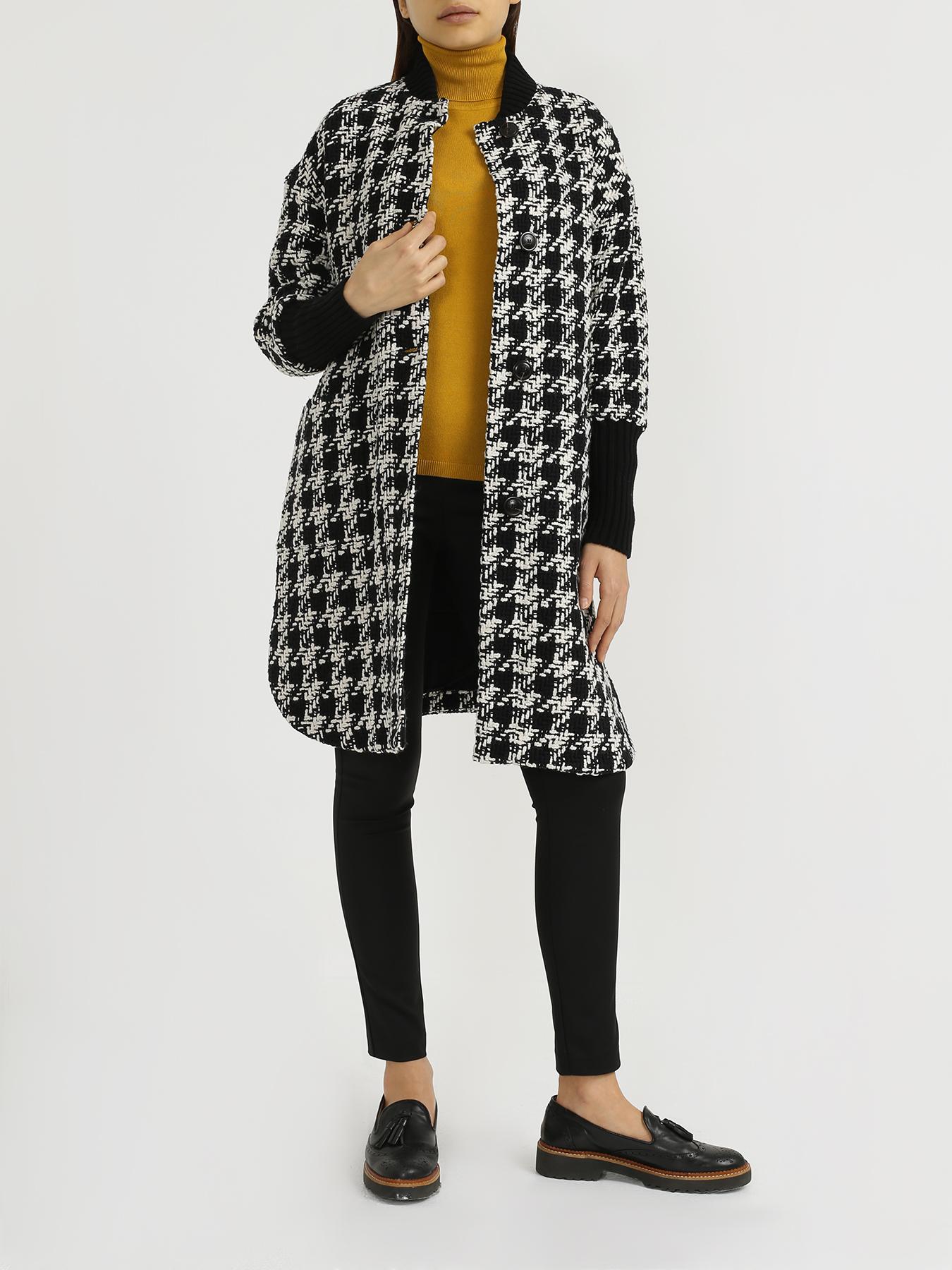 Пальто TWINSET Женское пальто пальто numph numph nu006ewxub41