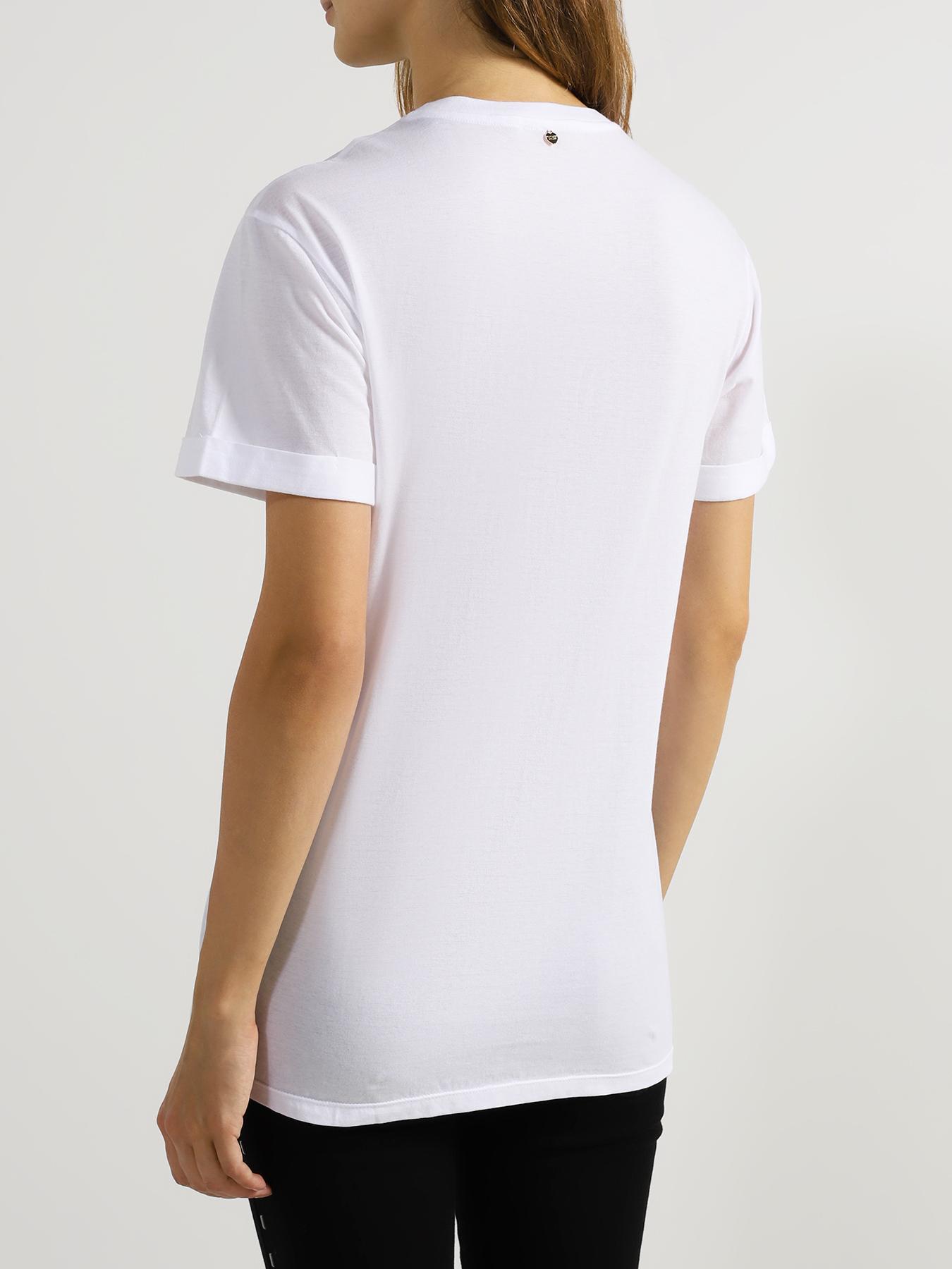 TWINSET Женская футболка 349626-042 Фото 2
