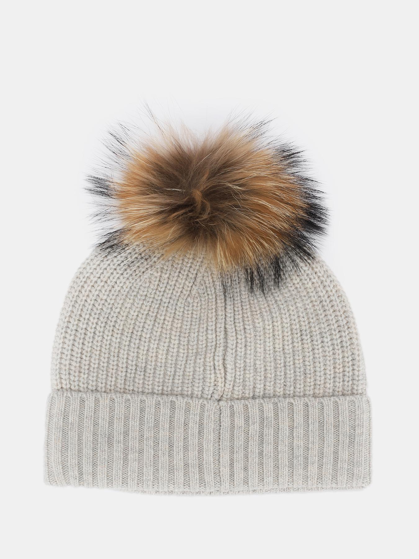Шапка Finisterre Шапка с помпоном шапка fabretti шапка