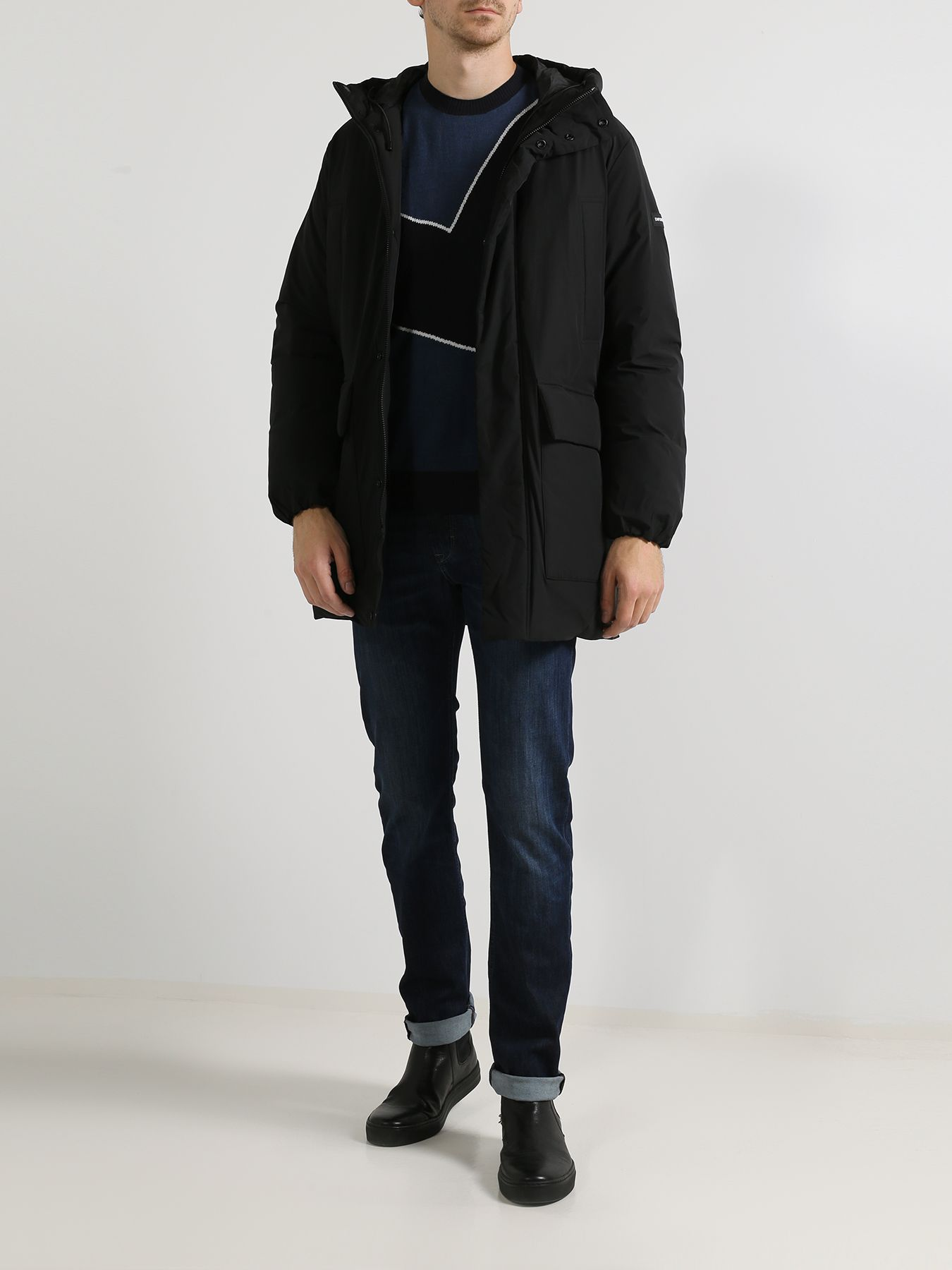 Куртка Emporio Armani Куртка emporio armani перчатки