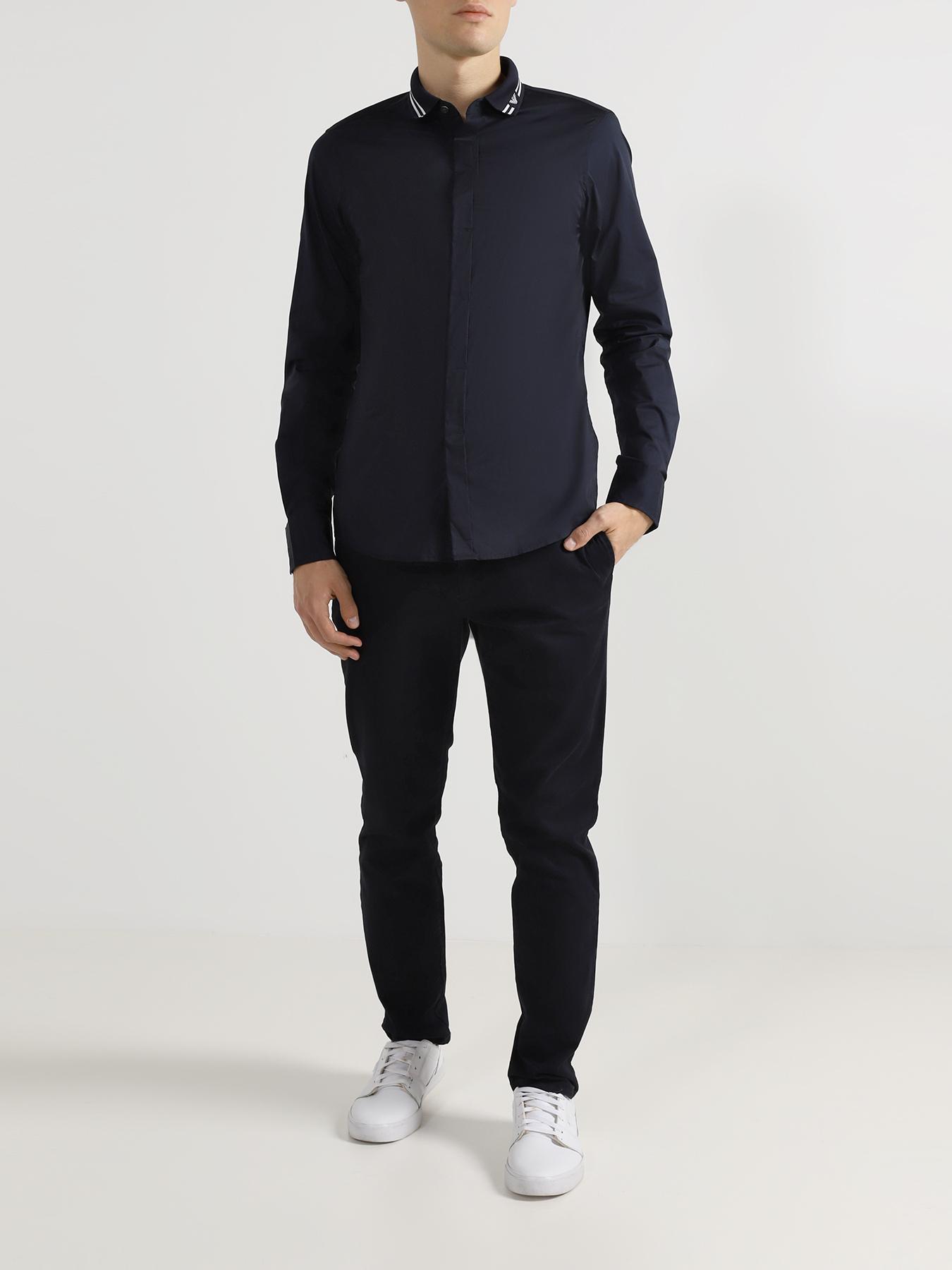 Рубашка Emporio Armani Мужская рубашка
