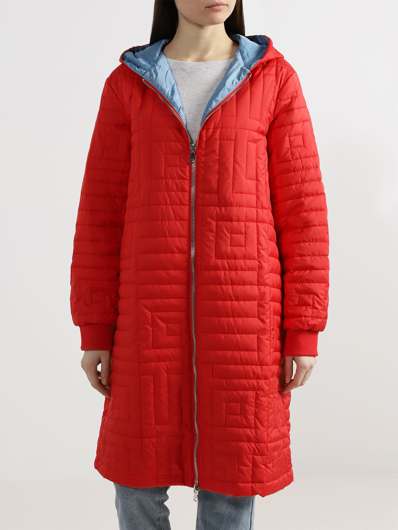 Куртки 6 P.M. Длинная женская куртка