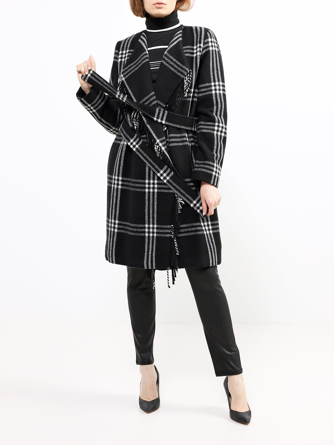 Пальто Emme Marella Пальто Dodo пальто bizzarro пальто