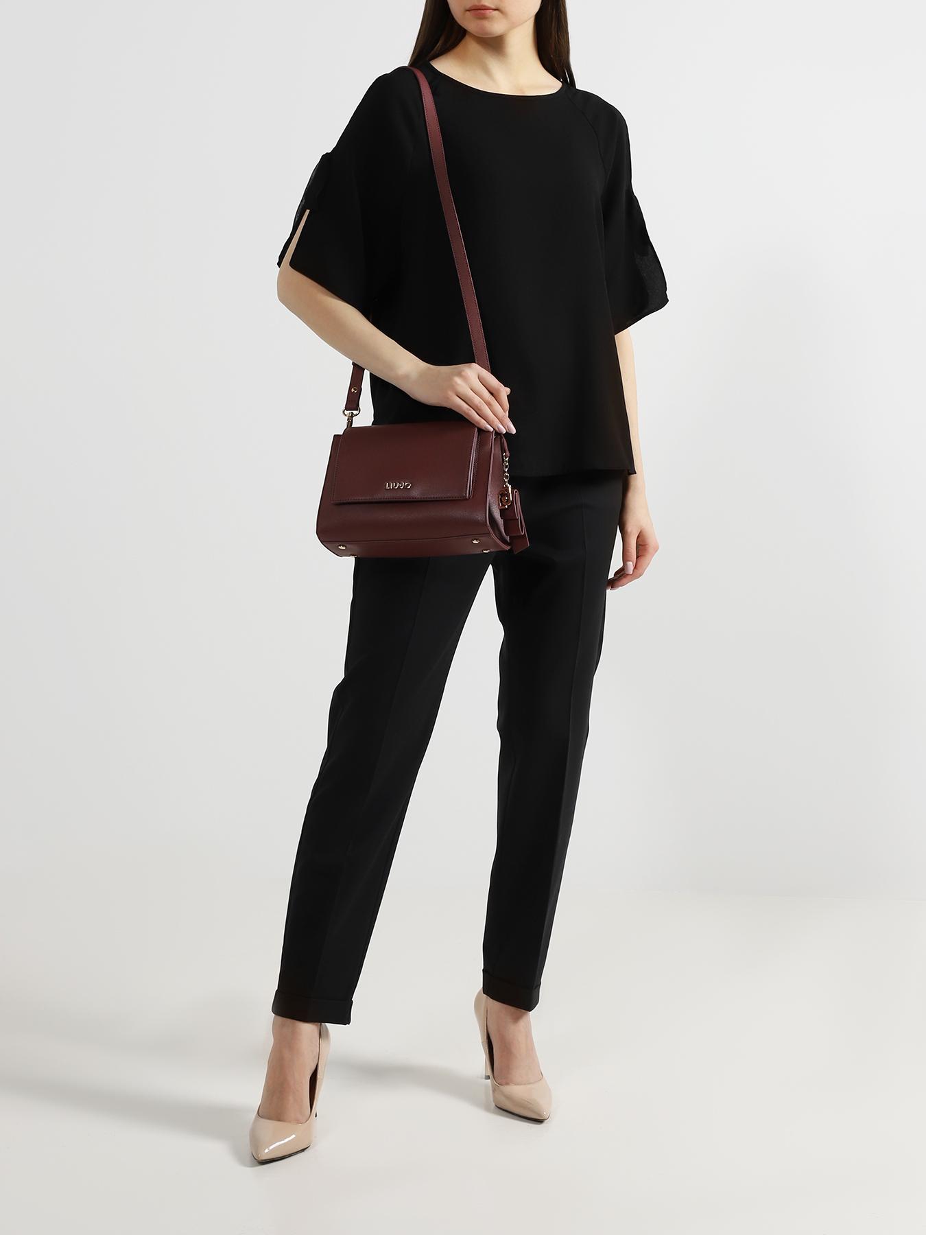 Фото - Сумка Liu Jo Женская сумка сумка женская 29 4e 001 8 цвет светло серый