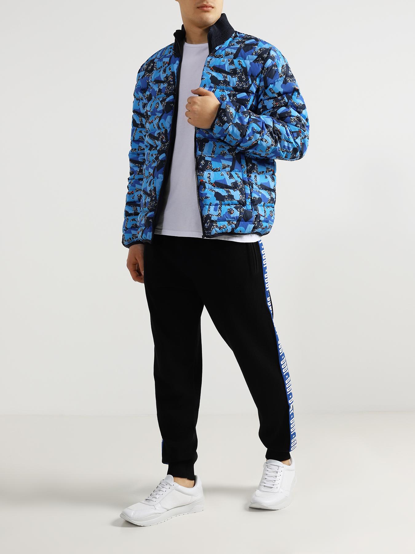 Куртка Bikkembergs Двусторонняя куртка