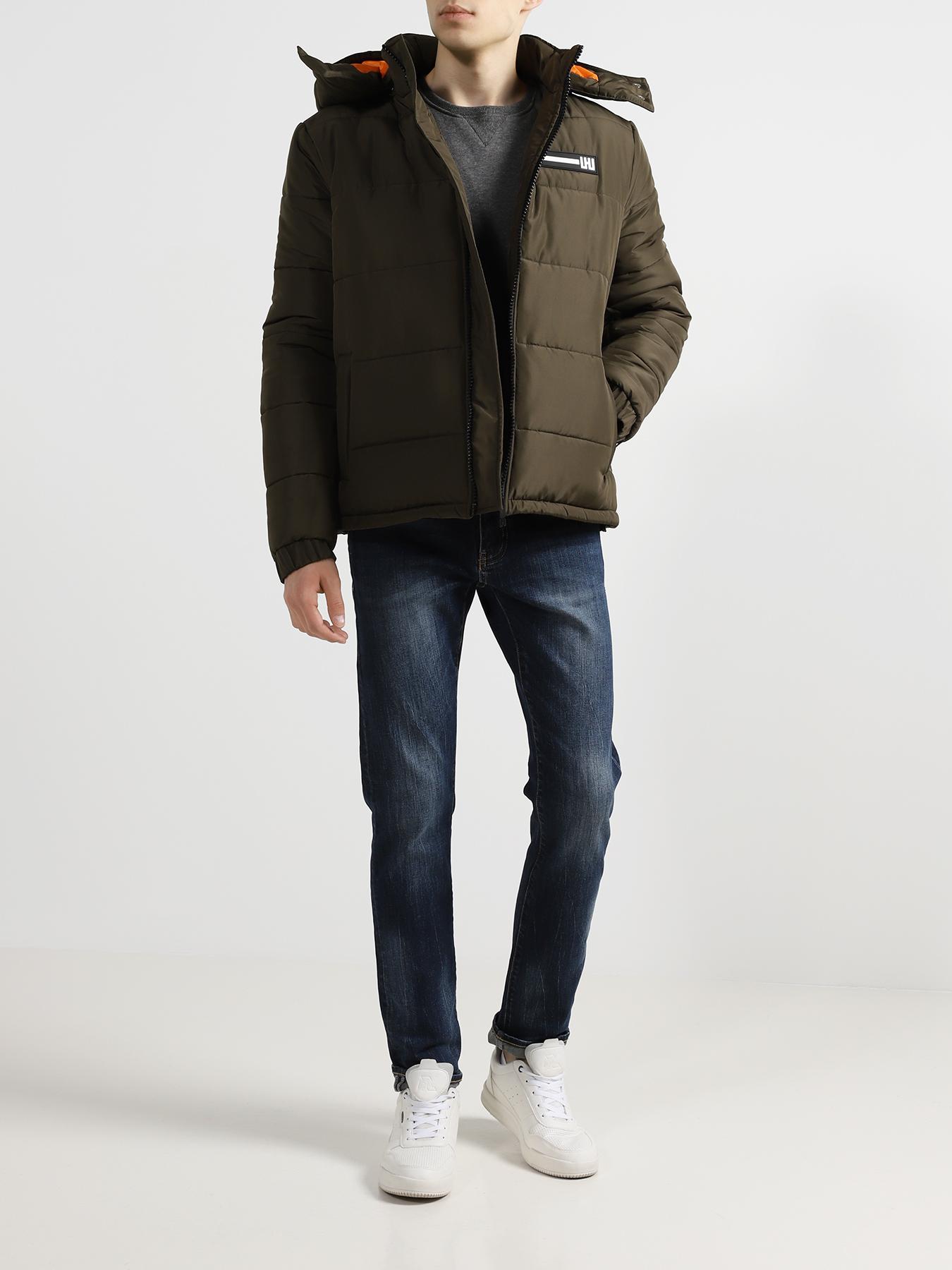 Куртка Les hommes urban Куртка