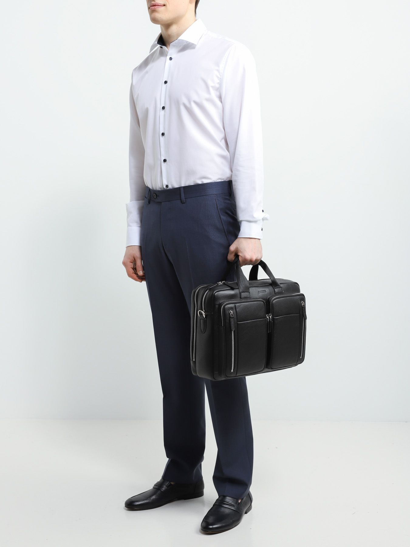 Фото - Сумка Ritter Кожаная сумка gucci черная кожаная сумка