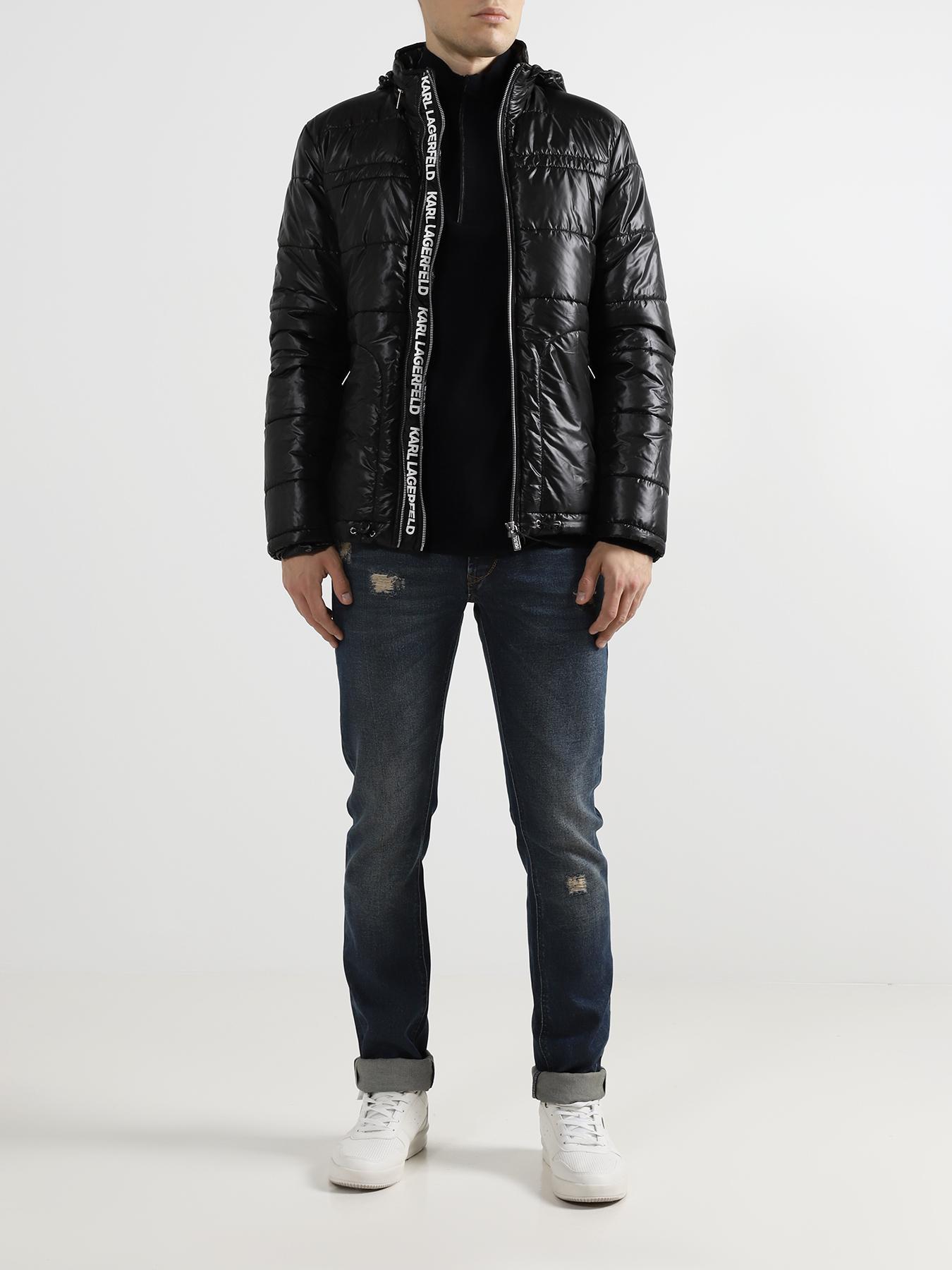 Куртка Karl Lagerfeld Мужская куртка karl lagerfeld vintage браслет из жемчуга