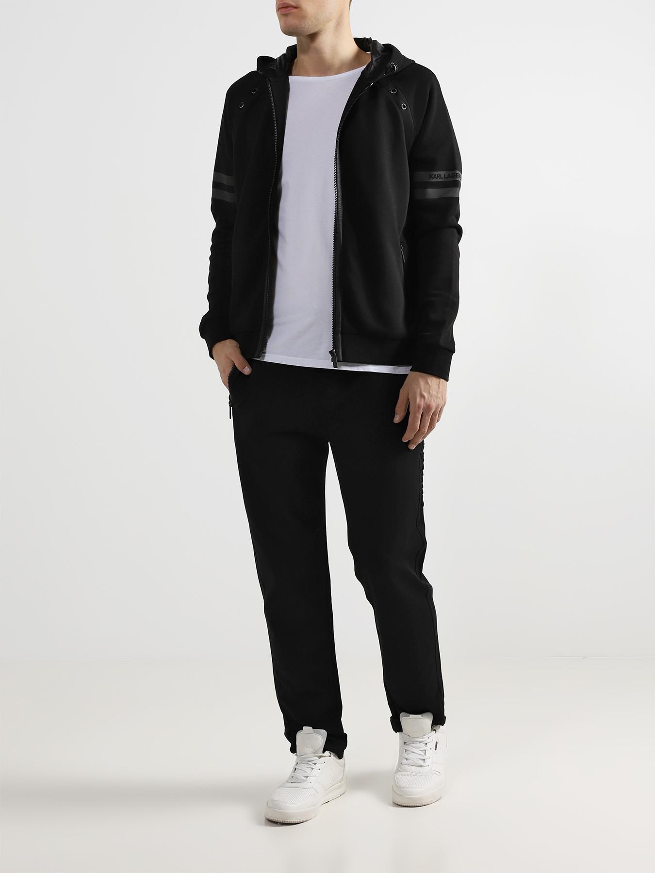 Куртка Karl Lagerfeld Мужская толстовка