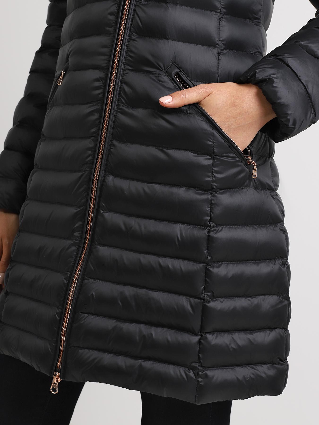 EA7 Emporio Armani Удлиненная куртка 352512-041 Фото 4
