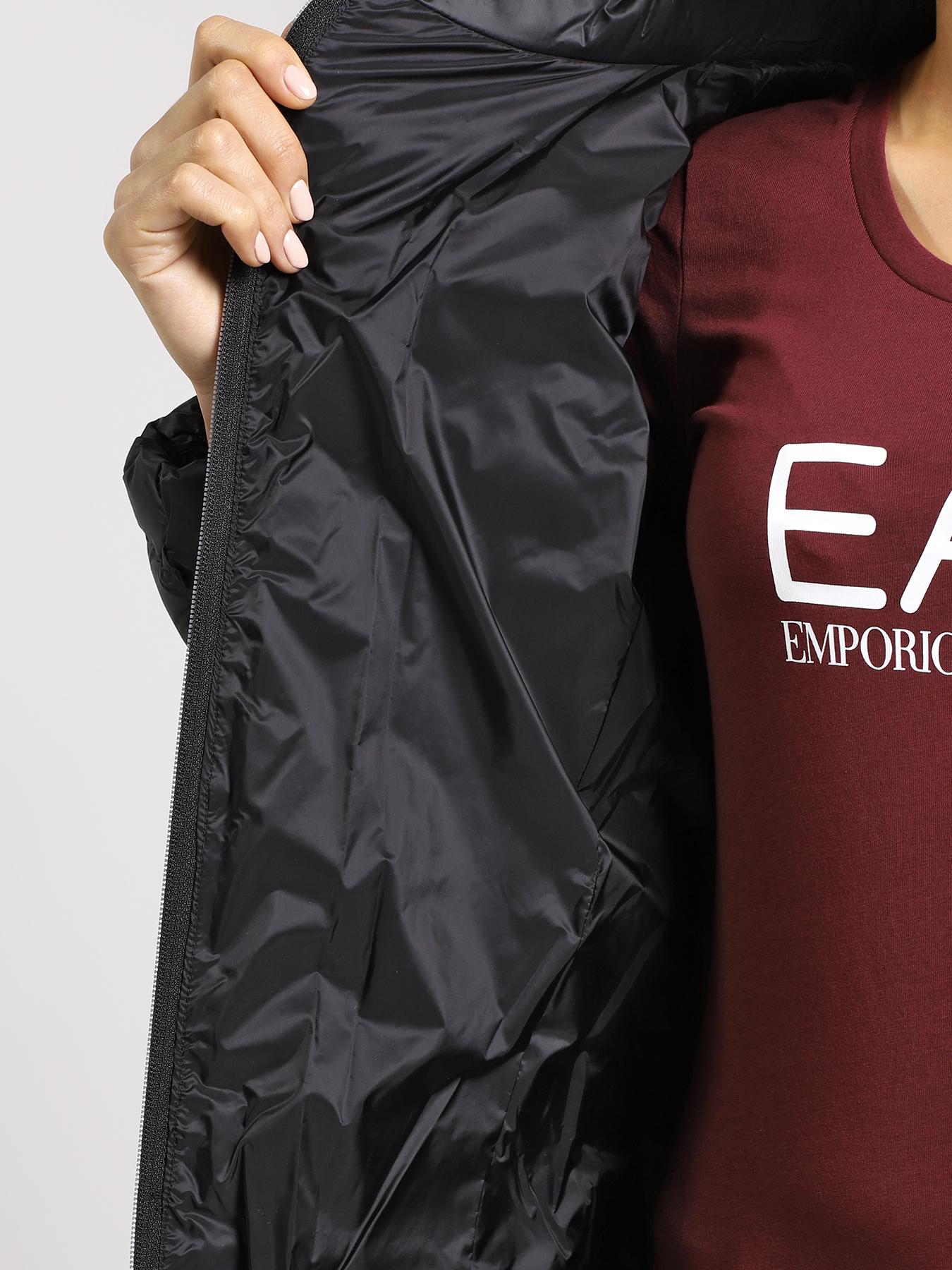 EA7 Emporio Armani Удлиненная куртка 352512-041 Фото 5