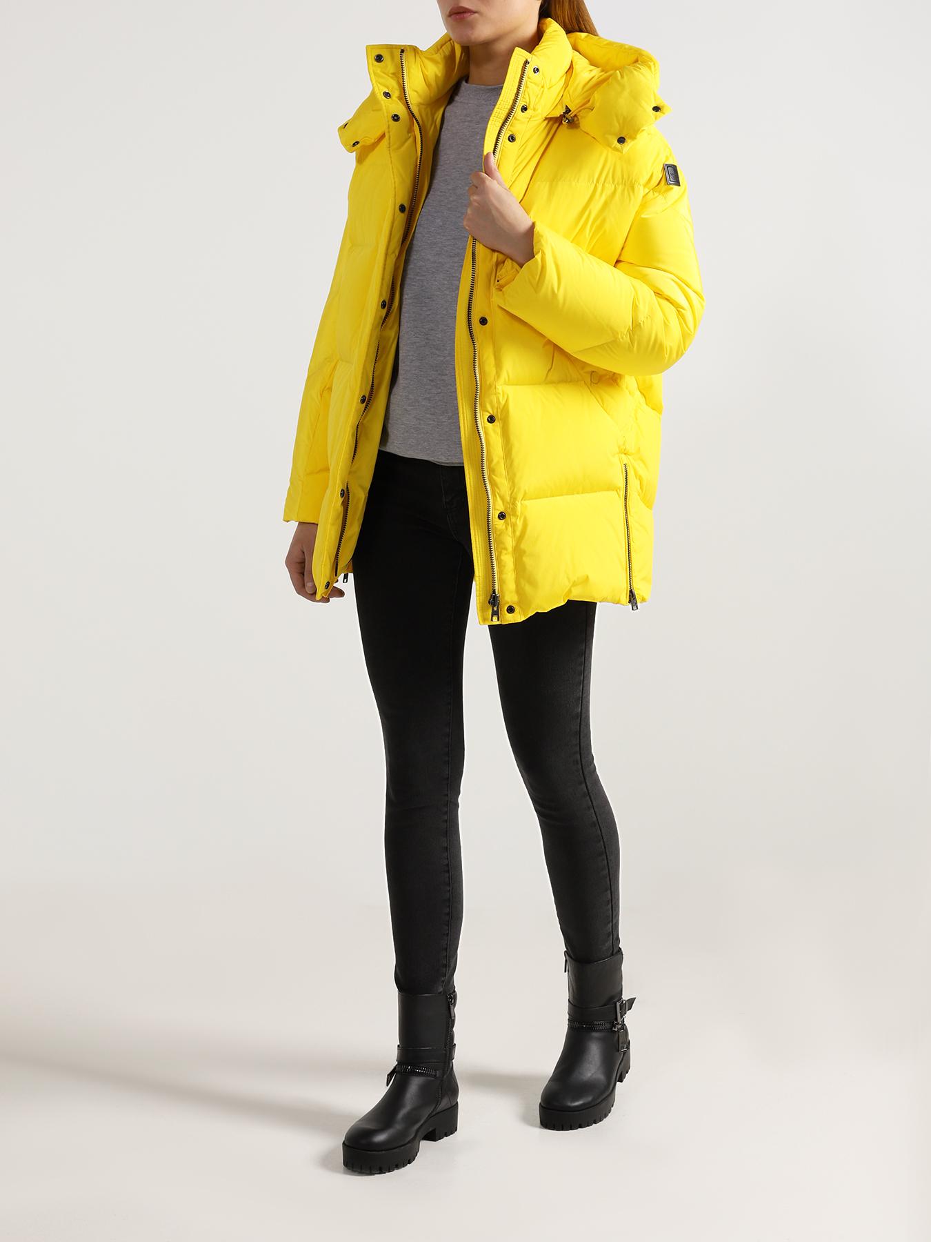 Куртка Woolrich Пуховик пуховик woolrich woolrich wo256ewgcea4