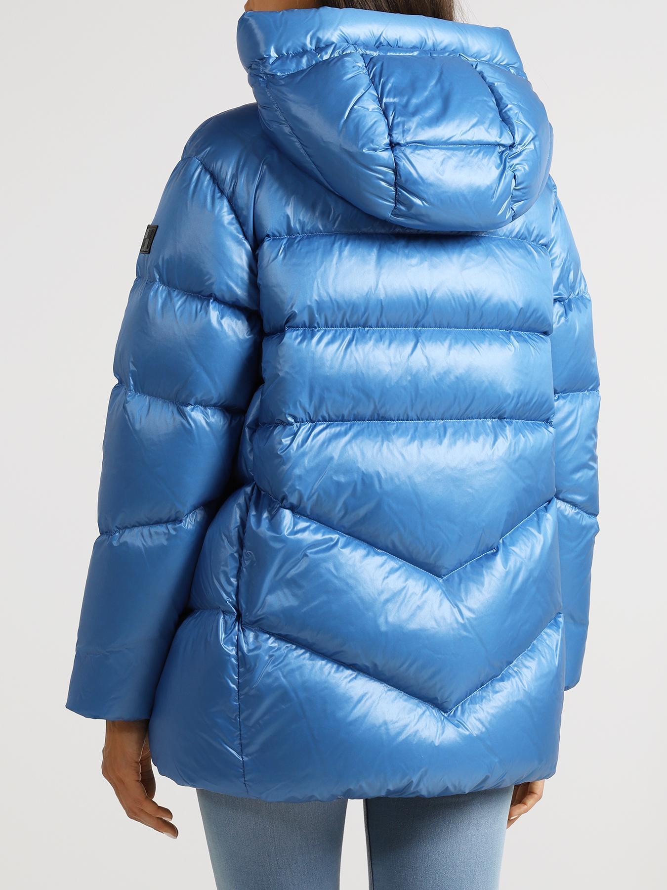 Дутые куртки женские фото