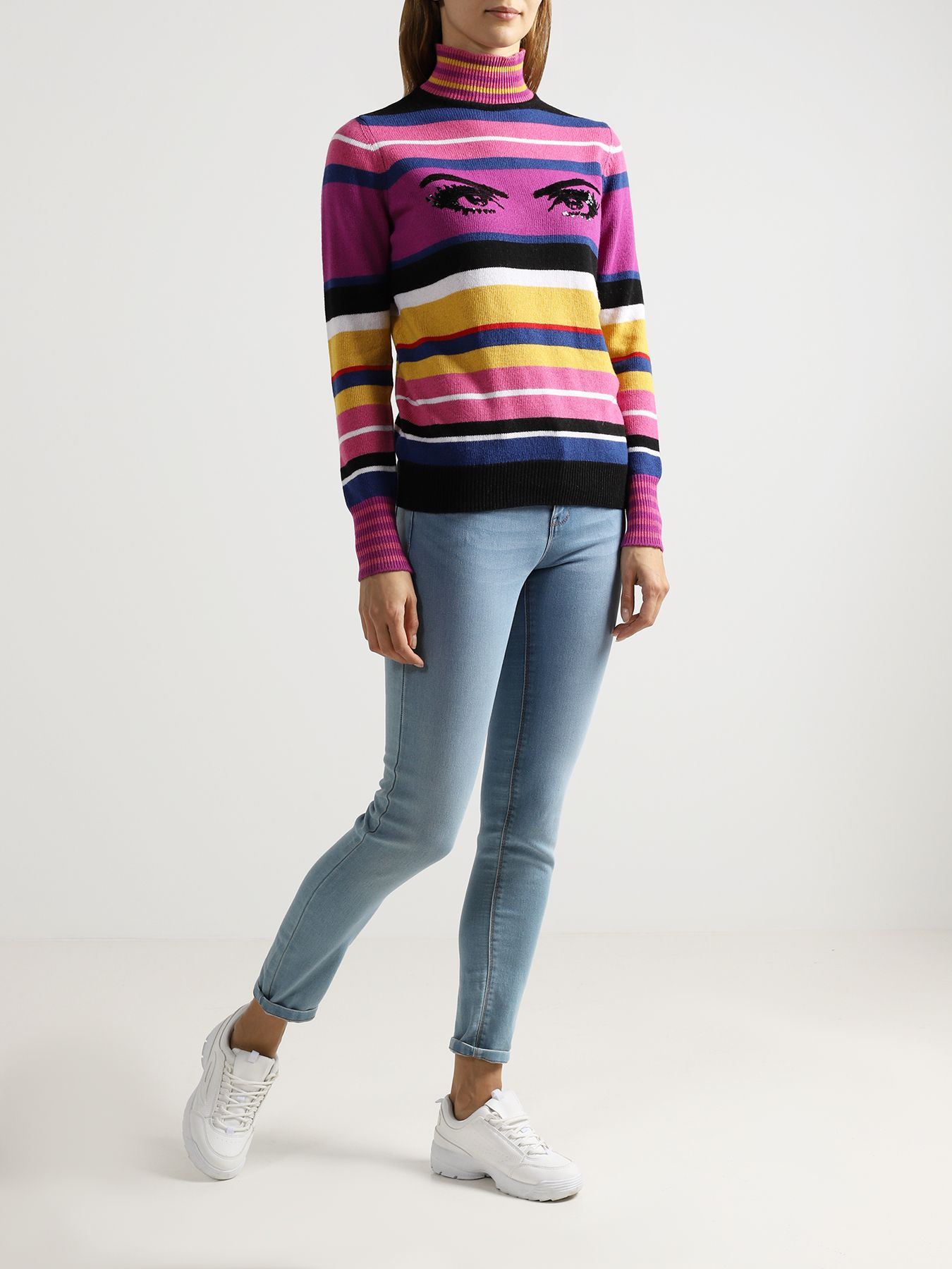 Пуловер Pinko Водолазка водолазка milanika milanika mp002xw0wgo2