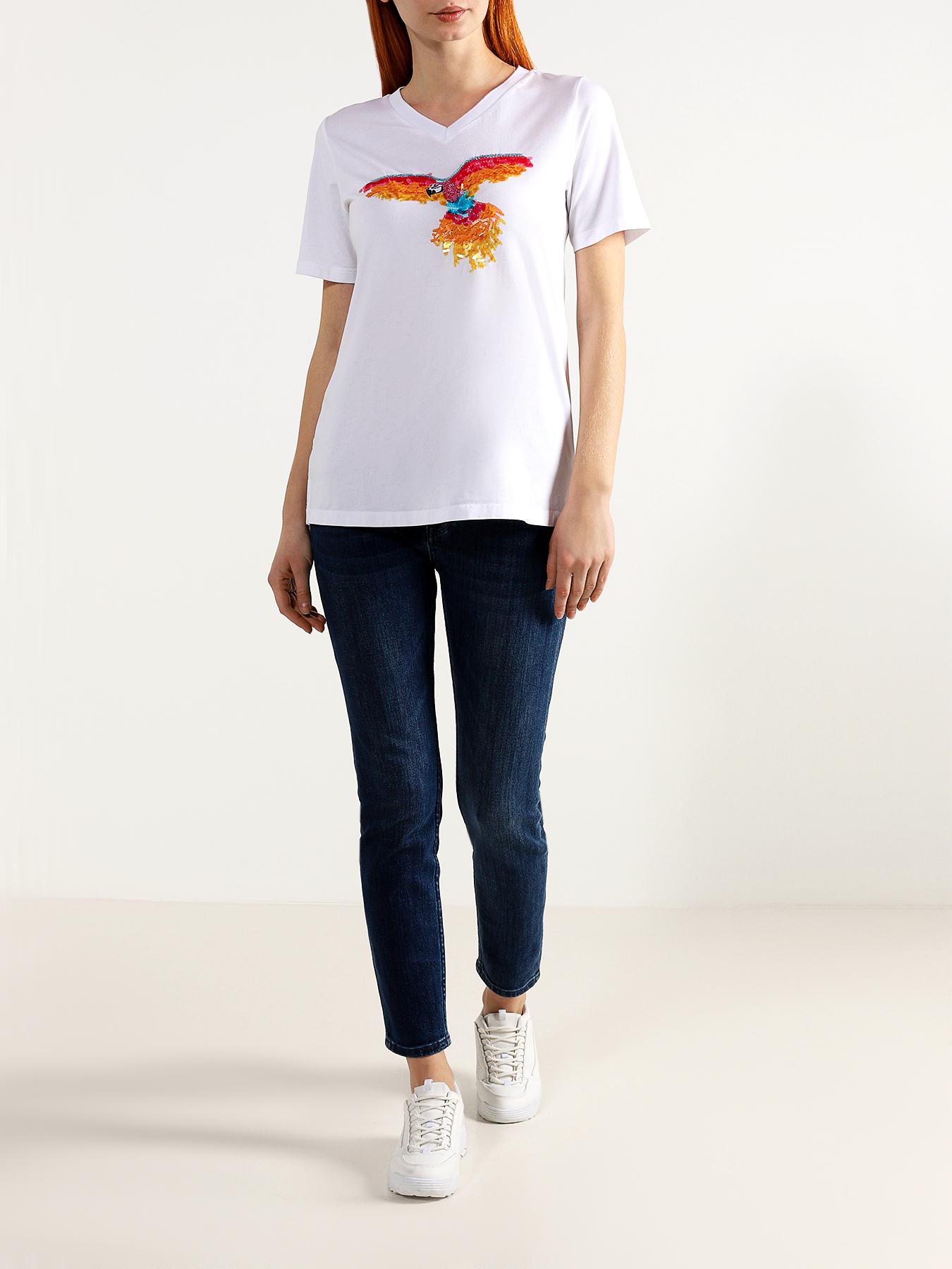 Брюки ORSA Orange Зауженные джинсы