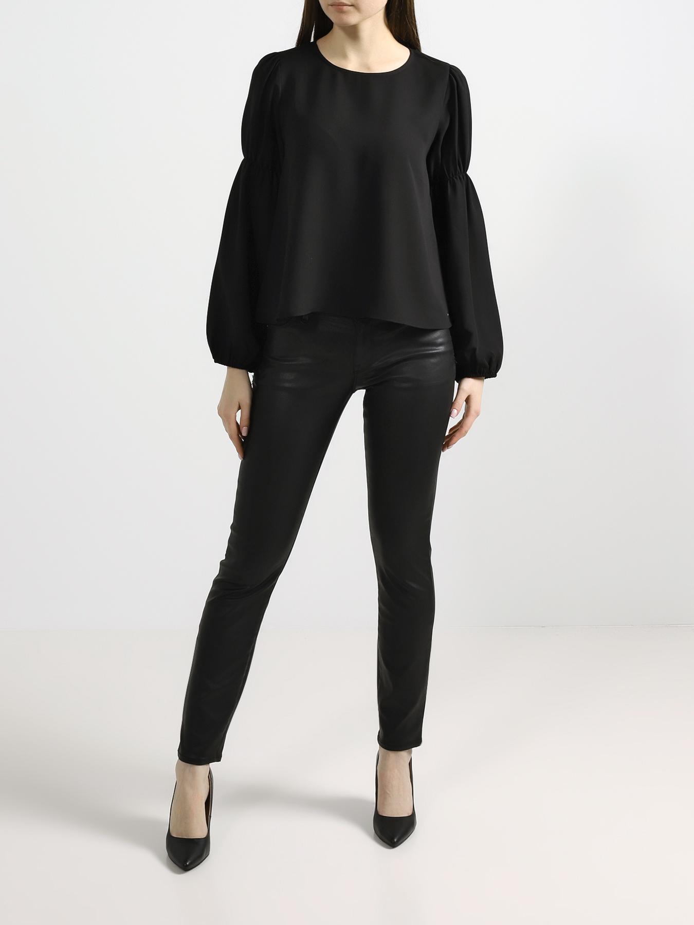 Блуза Armani Exchange Блузка с длинным рукавом