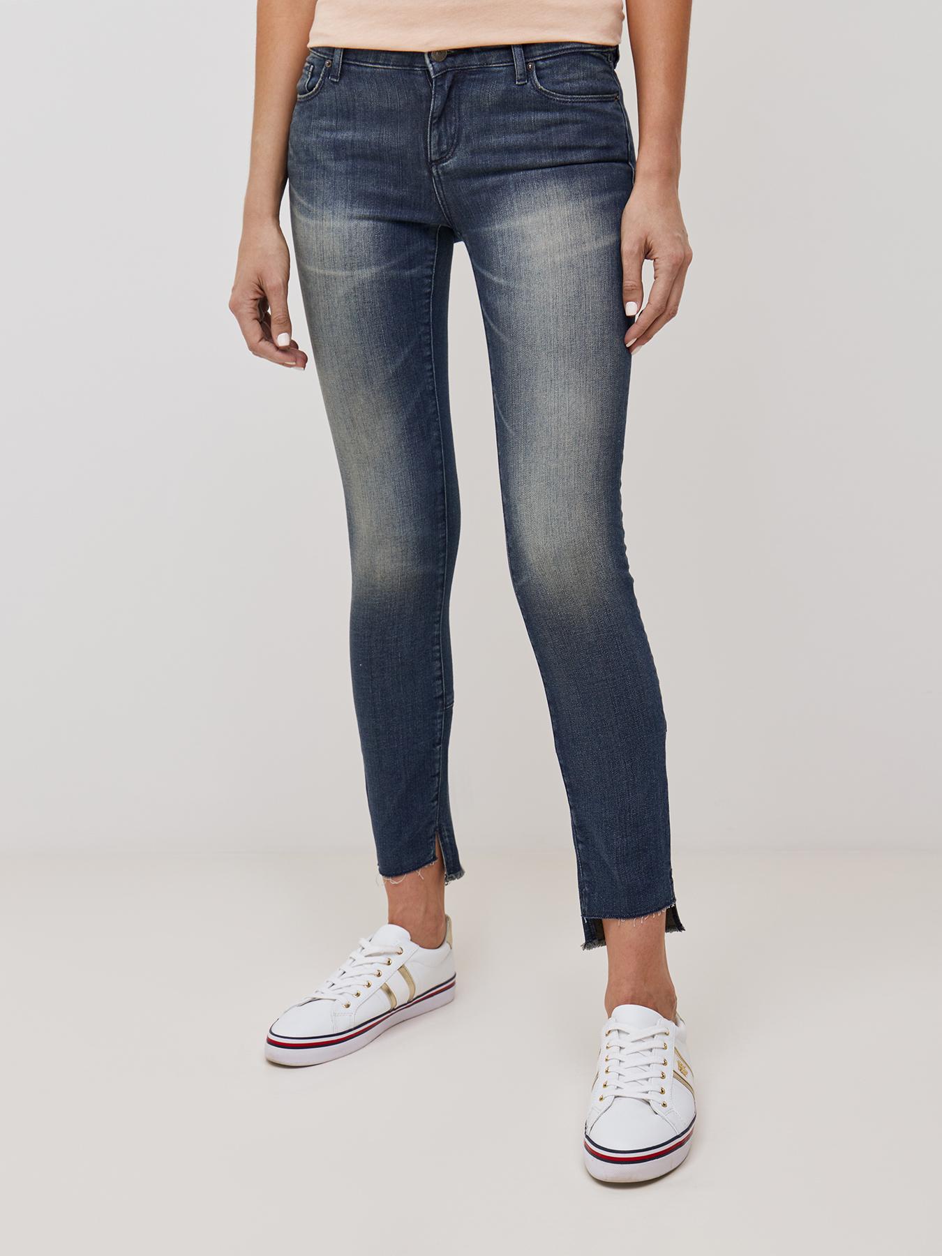 Джинсы Armani Exchange Джинсы J25 брюки armani exchange джинсы с потертостями j27