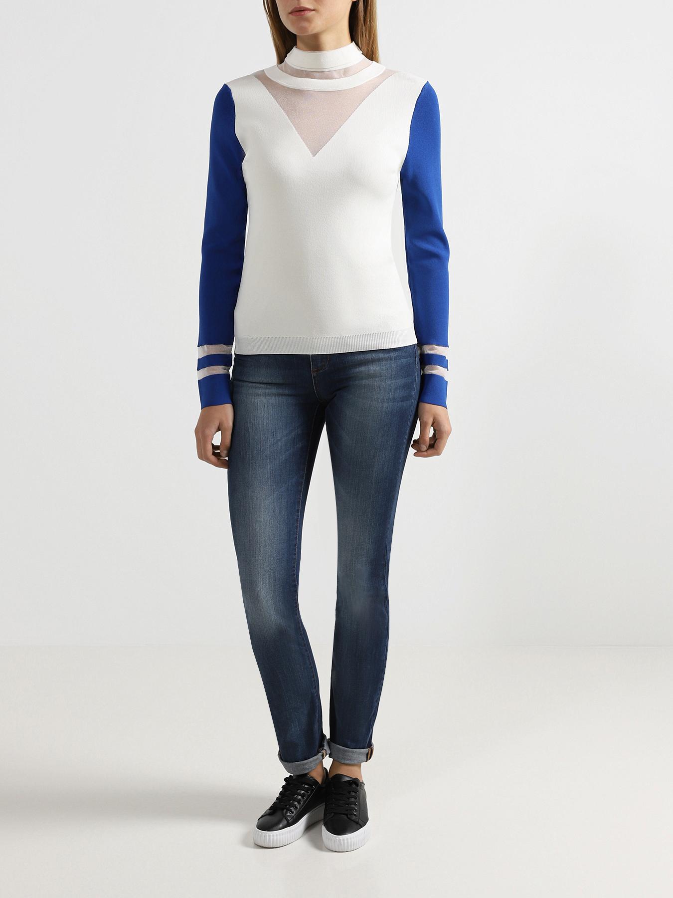 Брюки Armani Exchange Узкие джинсы J45