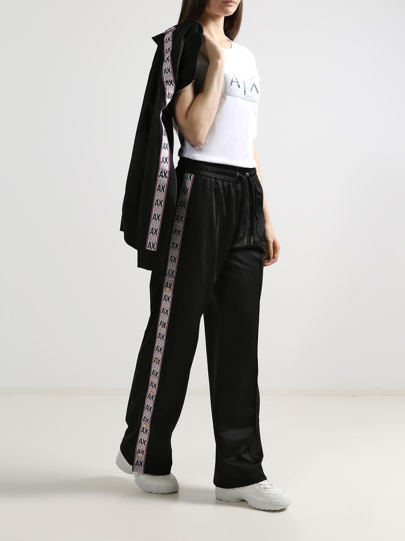 Брюки Armani Exchange Свободные брюки